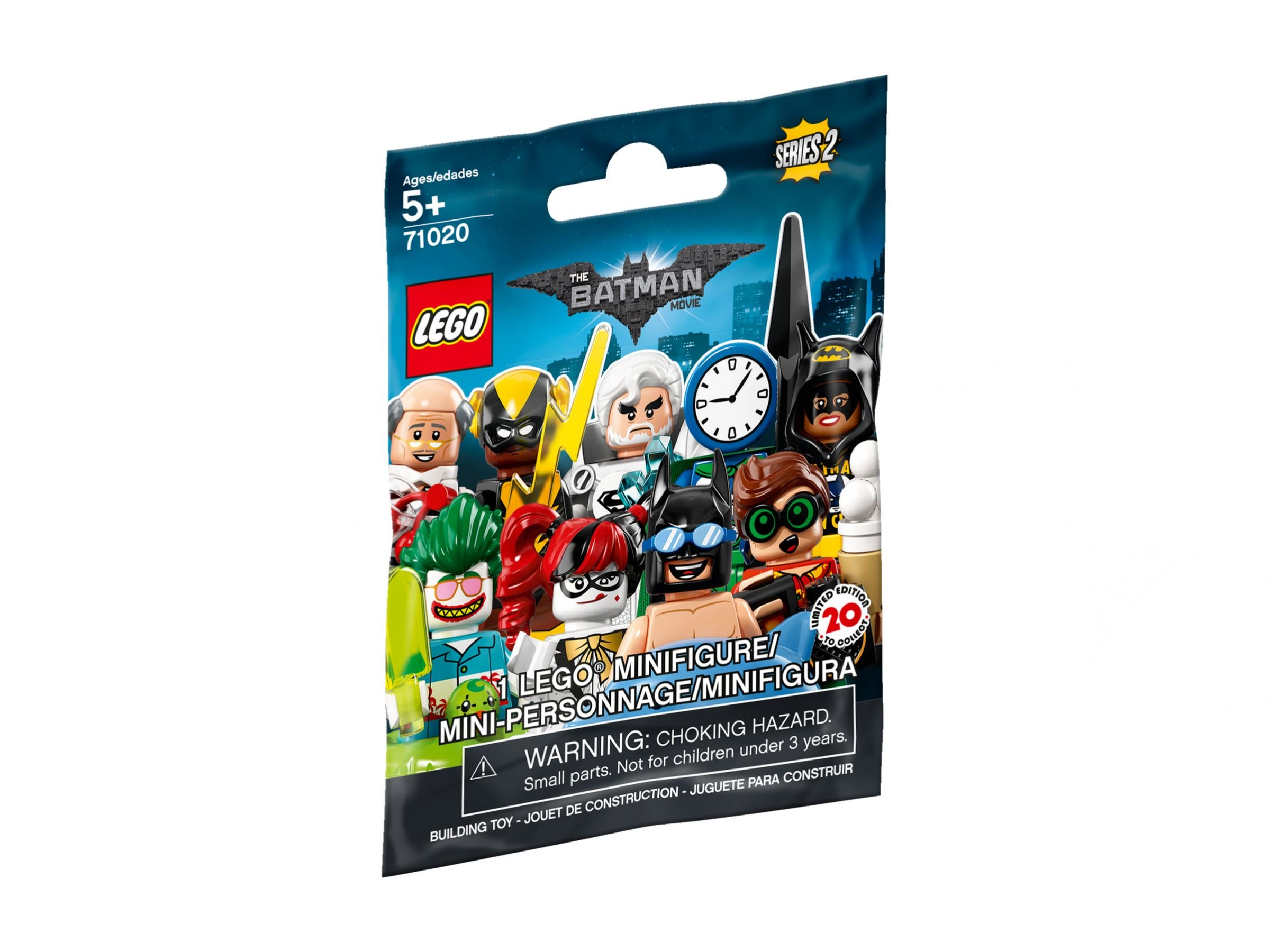 LEGO Collectable Minifigures 71020 LEGO® Batman Movie Minifiguren Serie 2