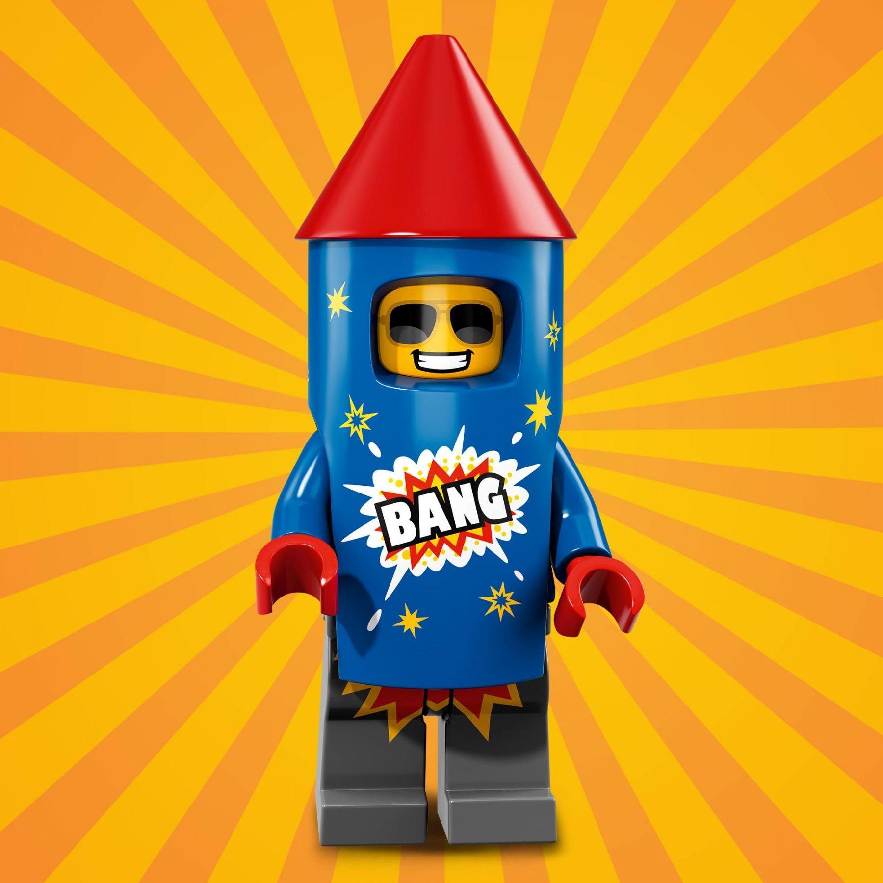 Lego Minifiguren Serie 18