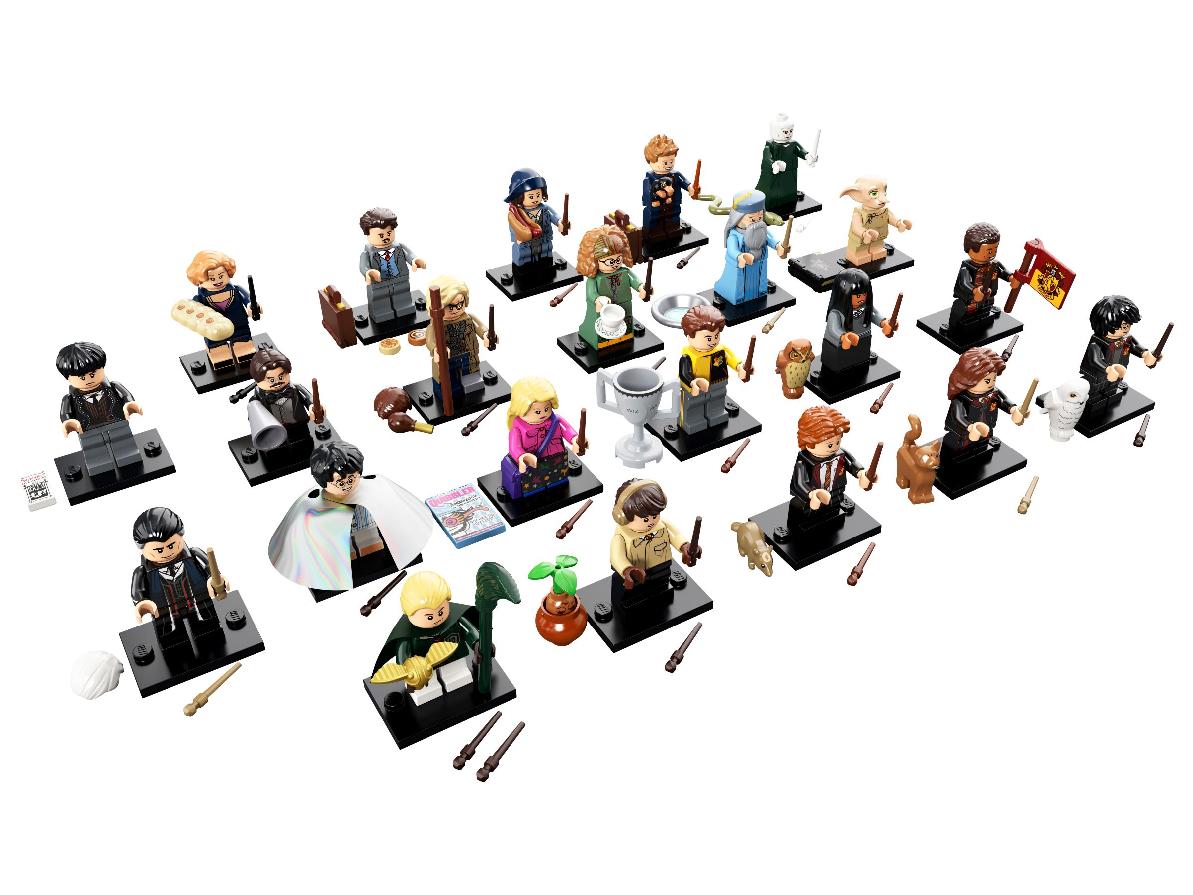 LEGO Collectable Minifigures 71022 Harry Potter Minifiguren Serie 1 - 60er Box LEGO_71022.jpg