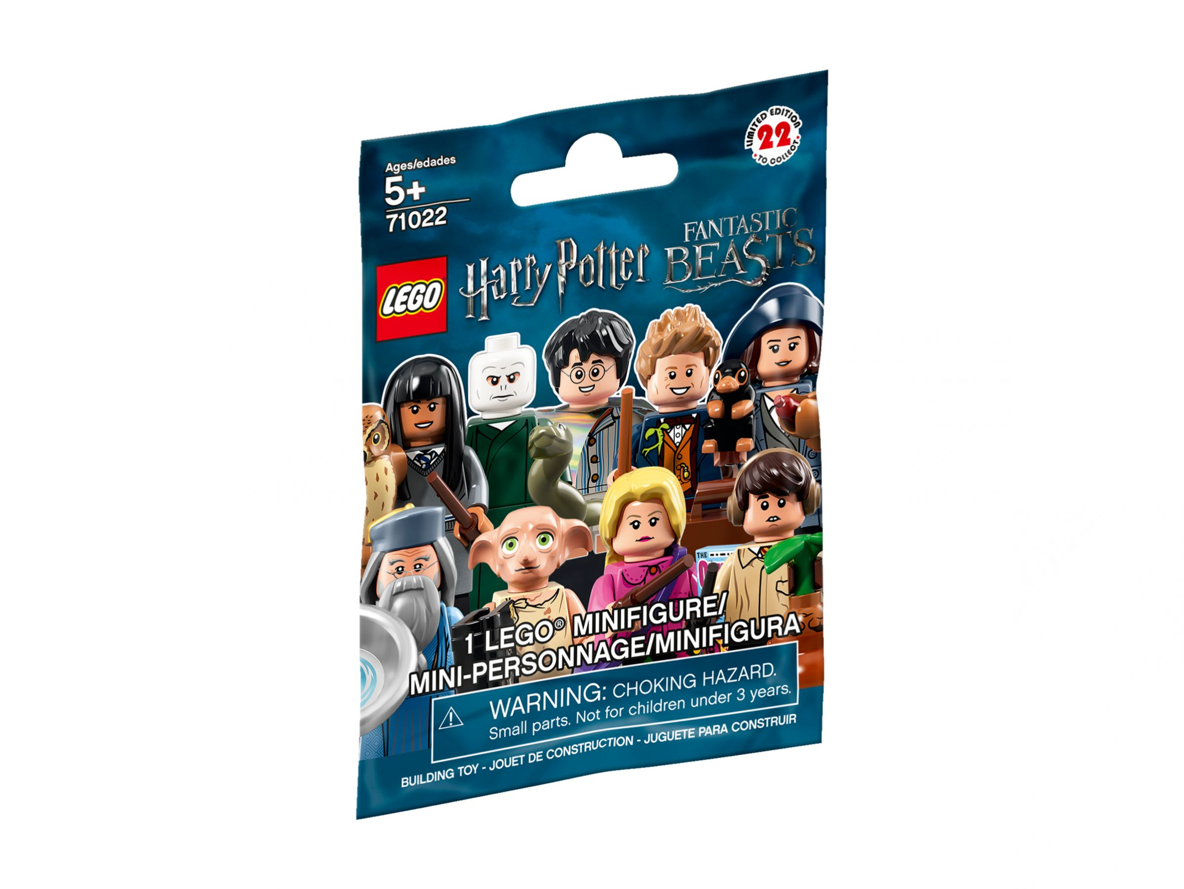 LEGO Collectable Minifigures 71022 Harry Potter Minifiguren Serie 1 - 60er Box LEGO_71022_alt1.jpg