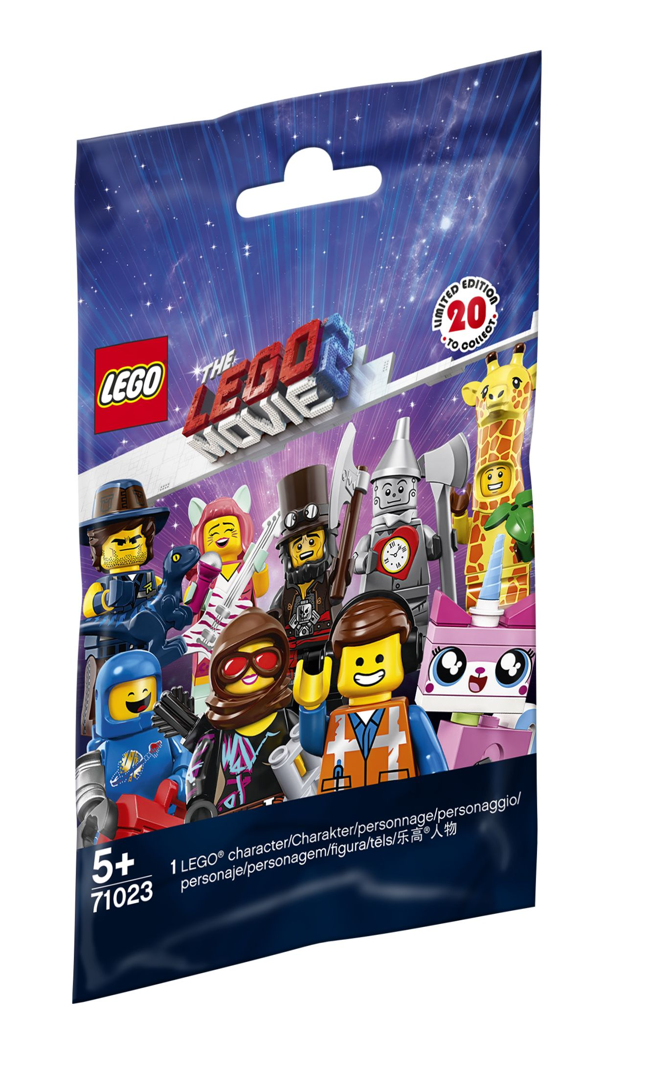 LEGO Collectable Minifigures 71023 THE LEGO® MOVIE 2