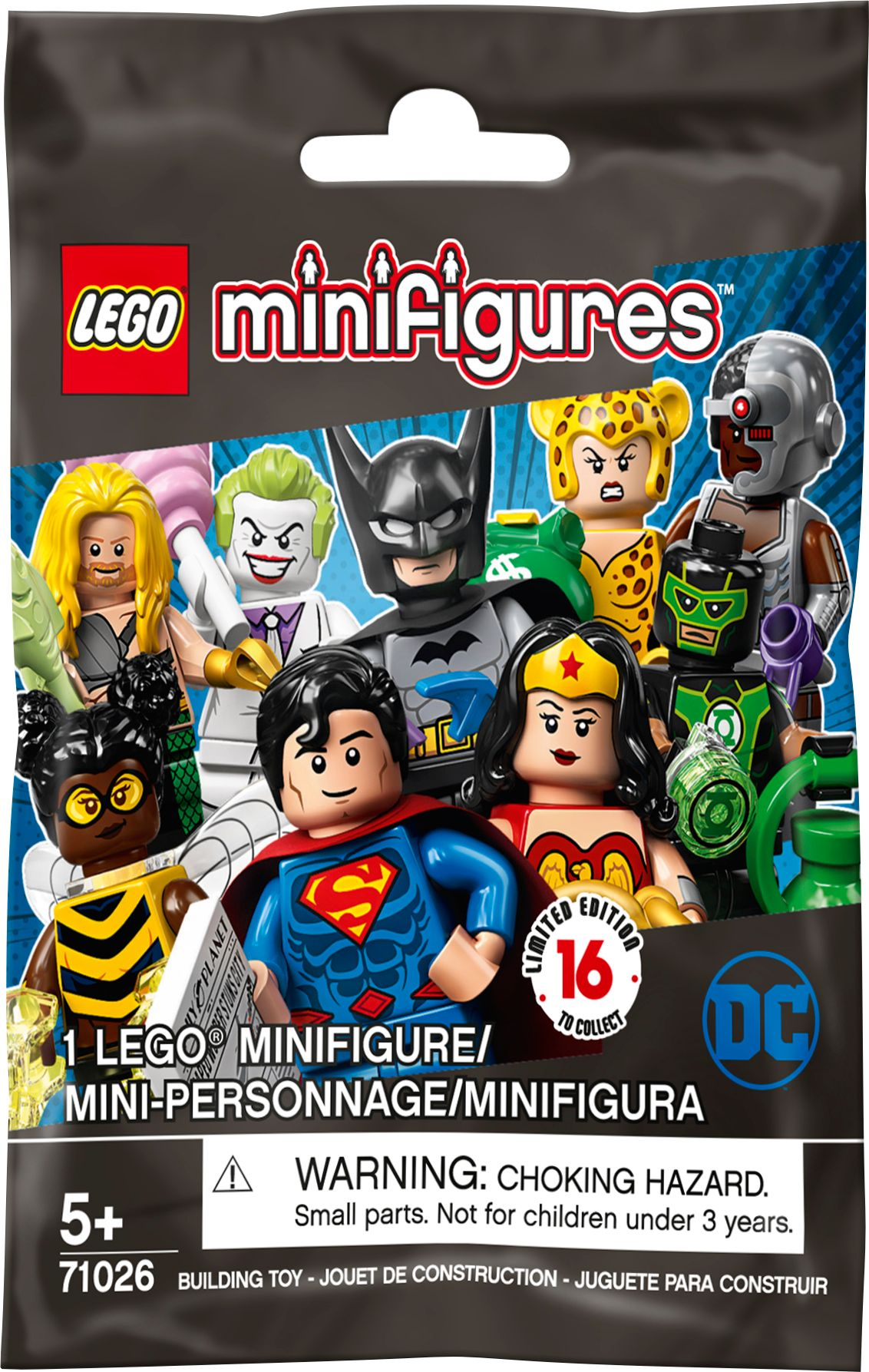 LEGO Collectable Minifigures 71026 LEGO® DC Super Heroes Series - 2 x 30er Box LEGO_71026_alt1.jpg