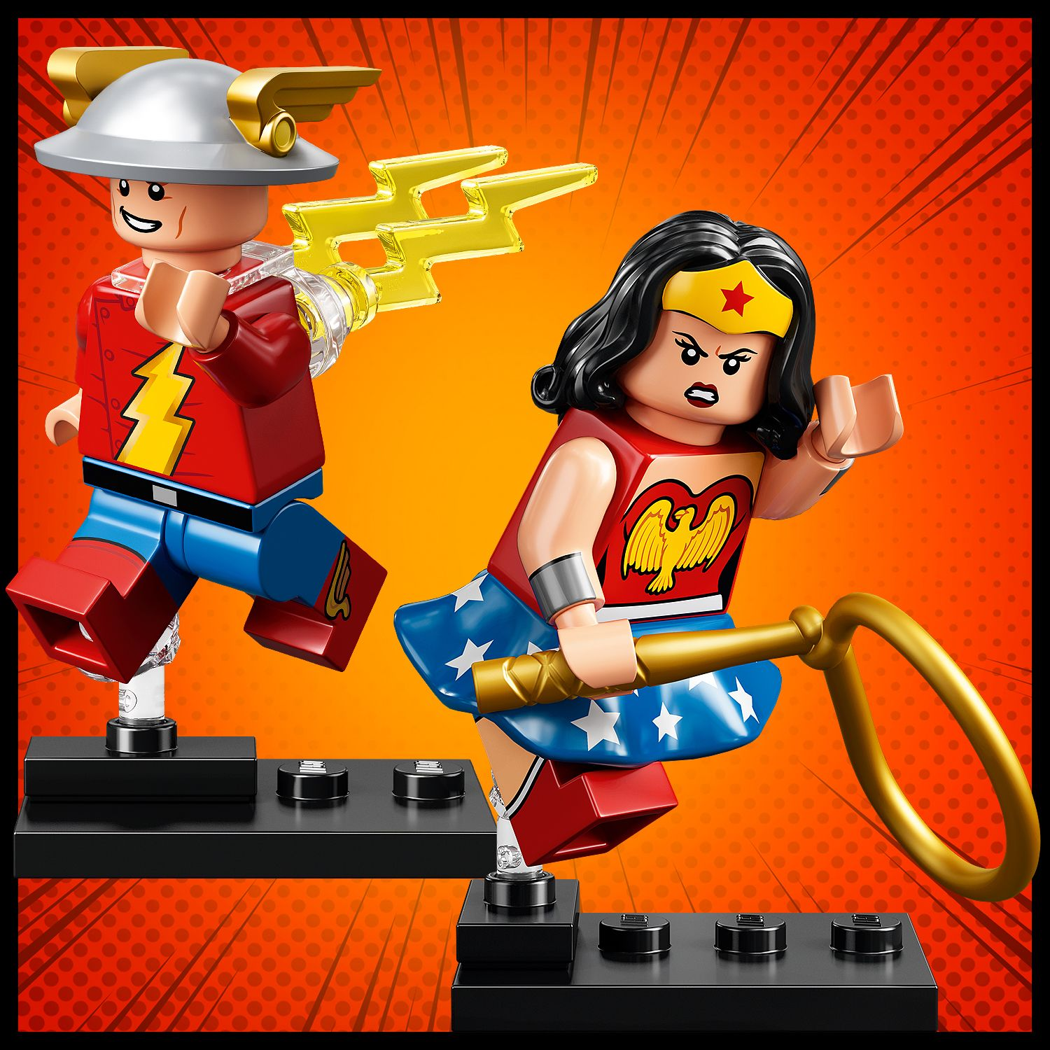 LEGO Collectable Minifigures 71026 LEGO® DC Super Heroes Series - 2 x 30er Box LEGO_71026_alt10.jpg