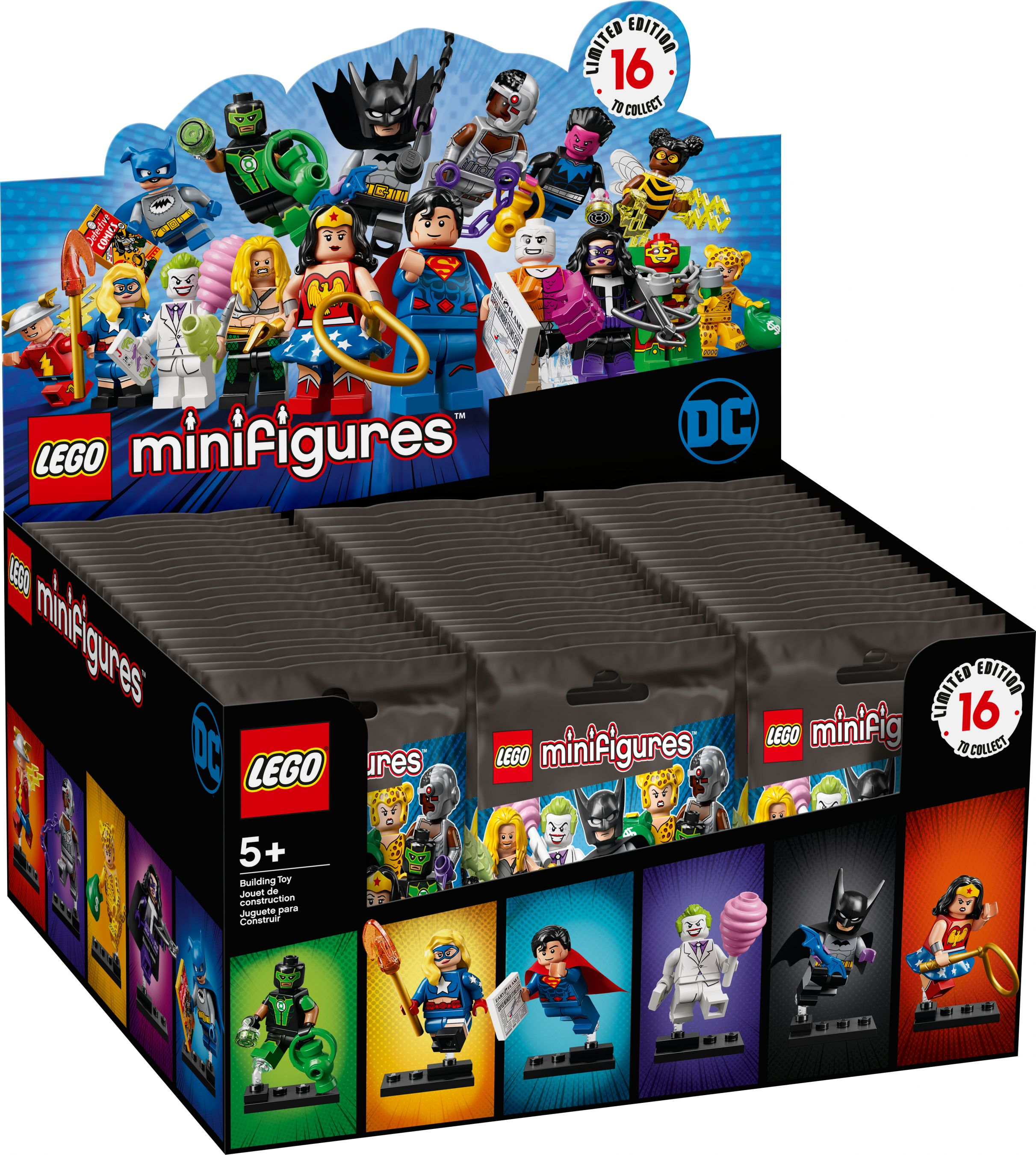 LEGO Collectable Minifigures 71026 LEGO® DC Super Heroes Series - 2 x 30er Box LEGO_71026_alt2.jpg