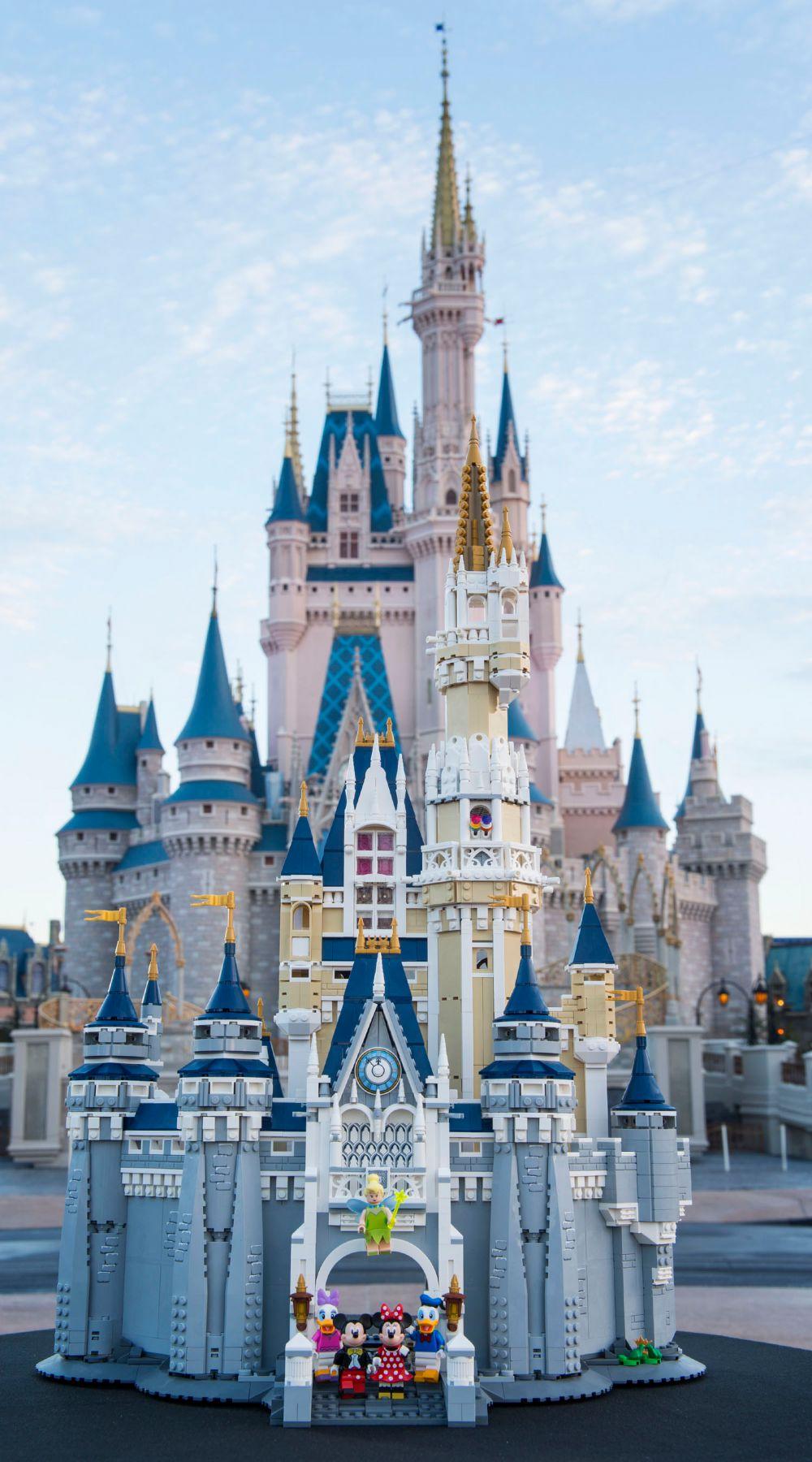 Lego 71040 Das Disney Schloss 2016 Lego Disney