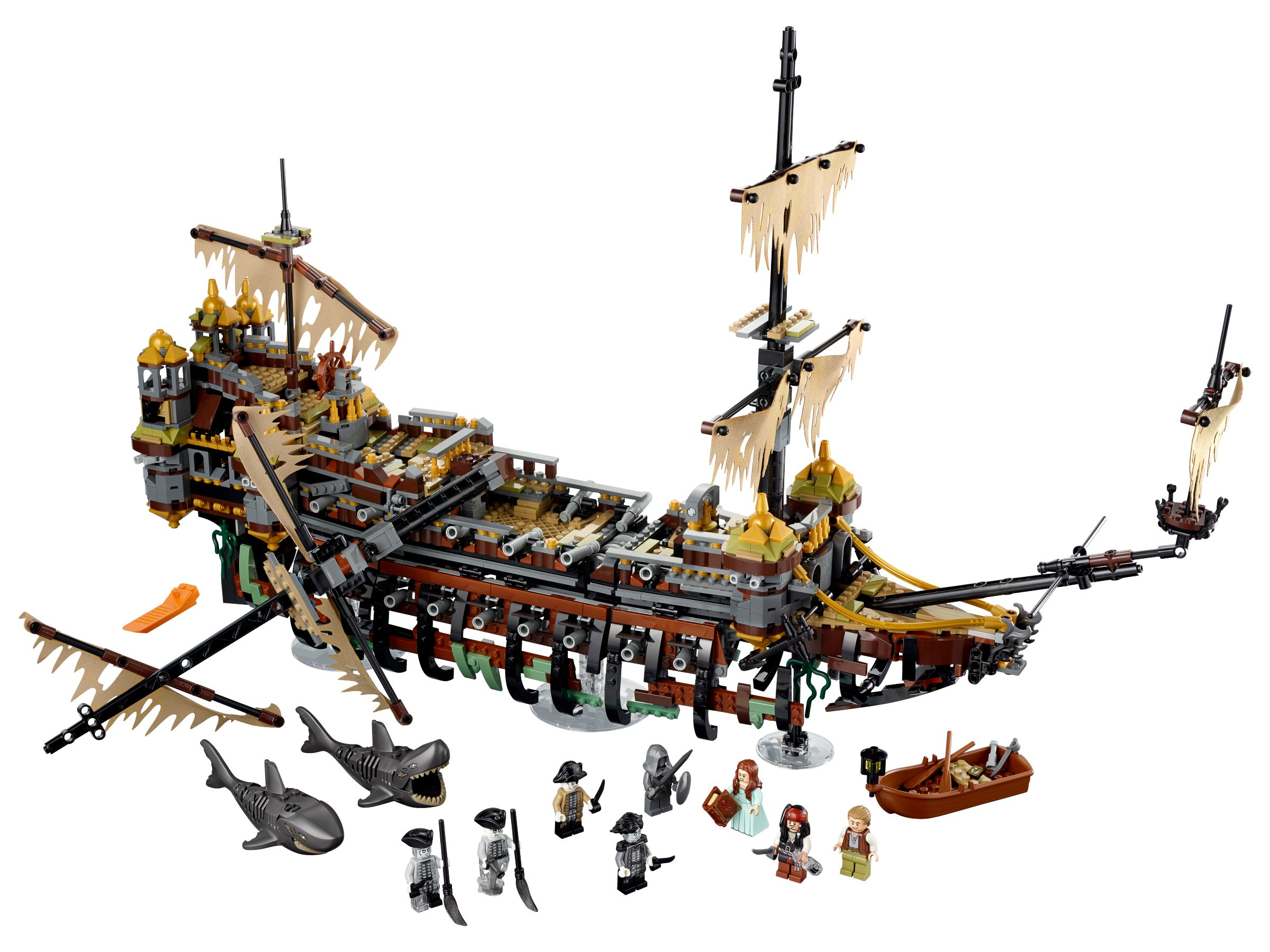 LEGO Advanced Models 71042 Silent Mary