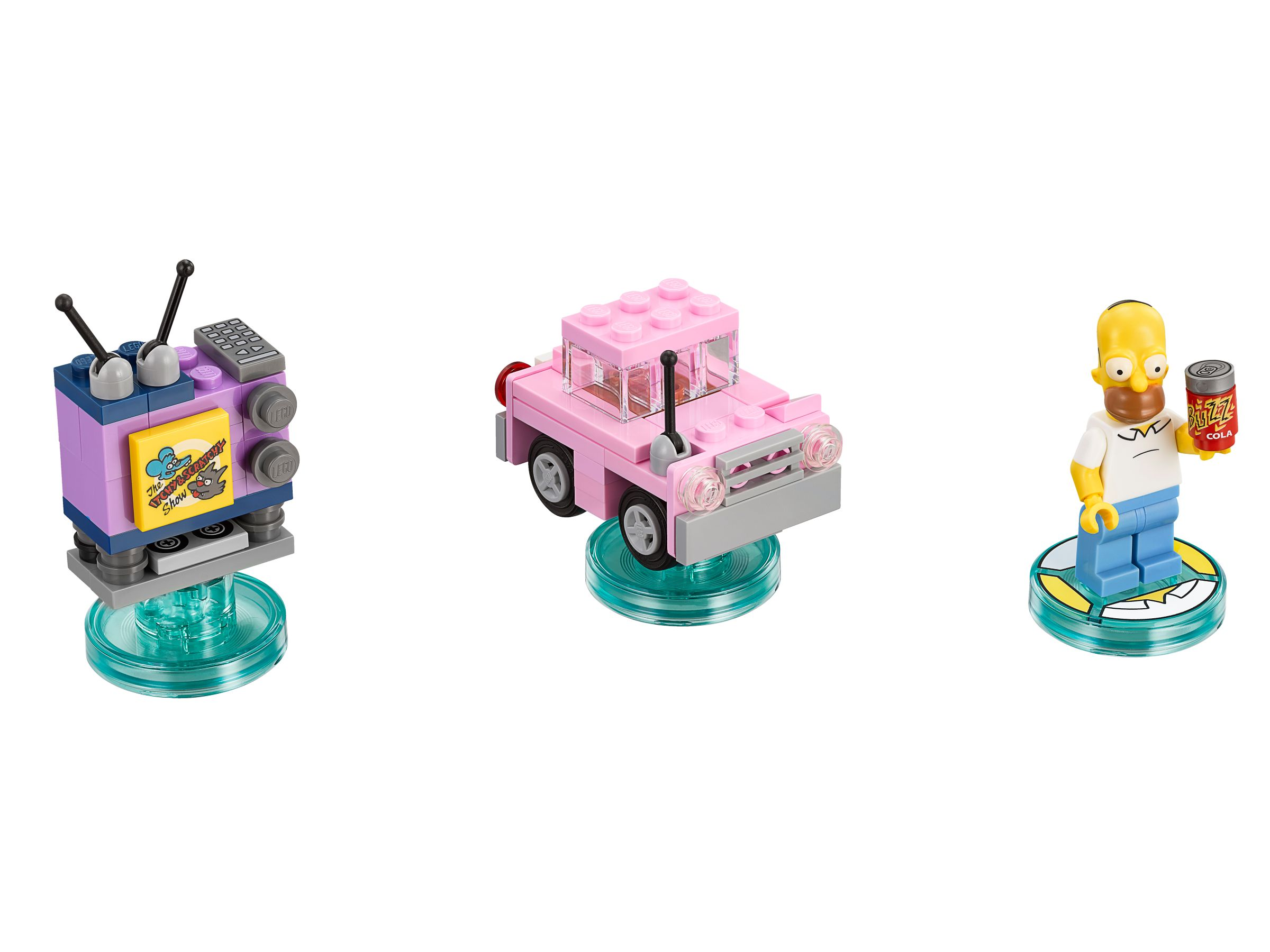 LEGO Dimensions 71202 Level Pack The Simpsons LEGO_71202.jpg