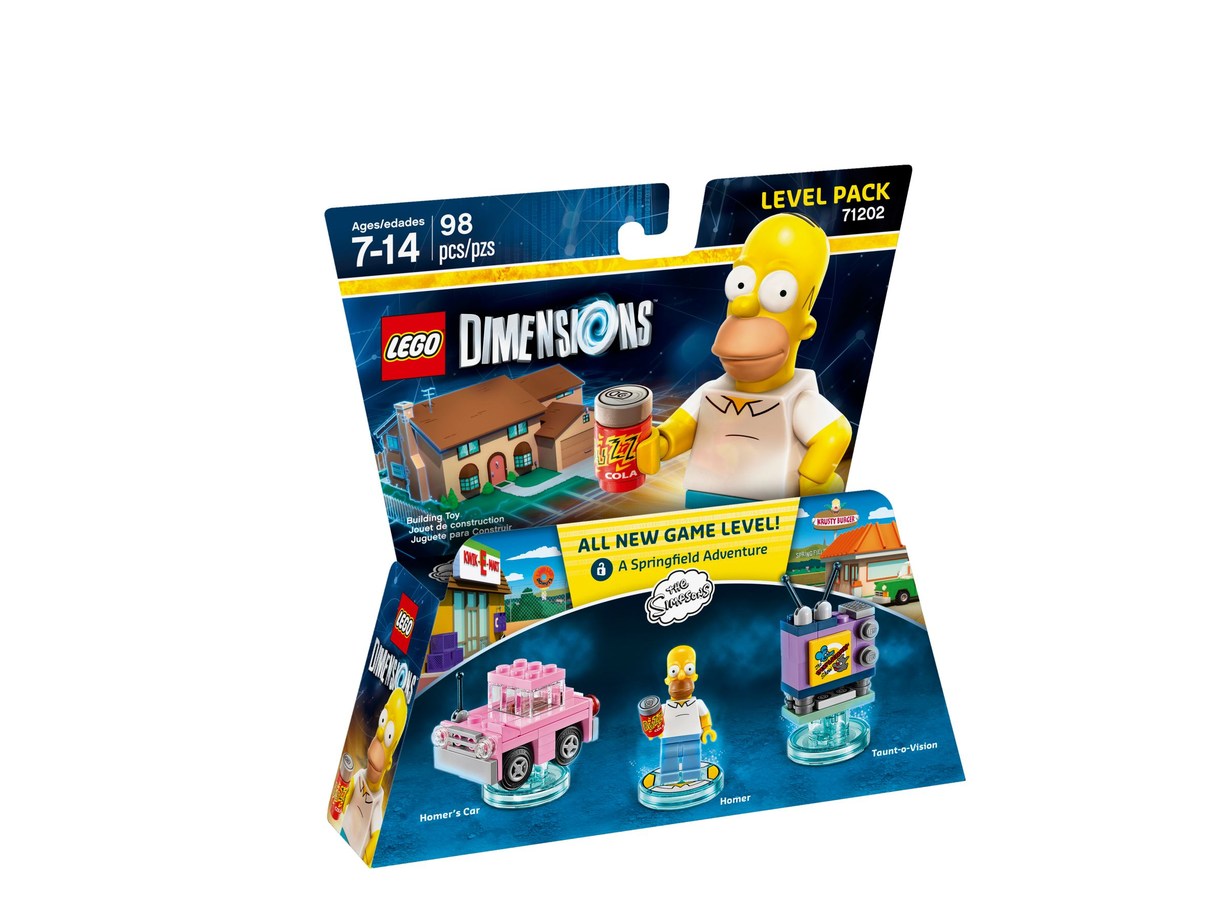 LEGO Dimensions 71202 Level Pack The Simpsons