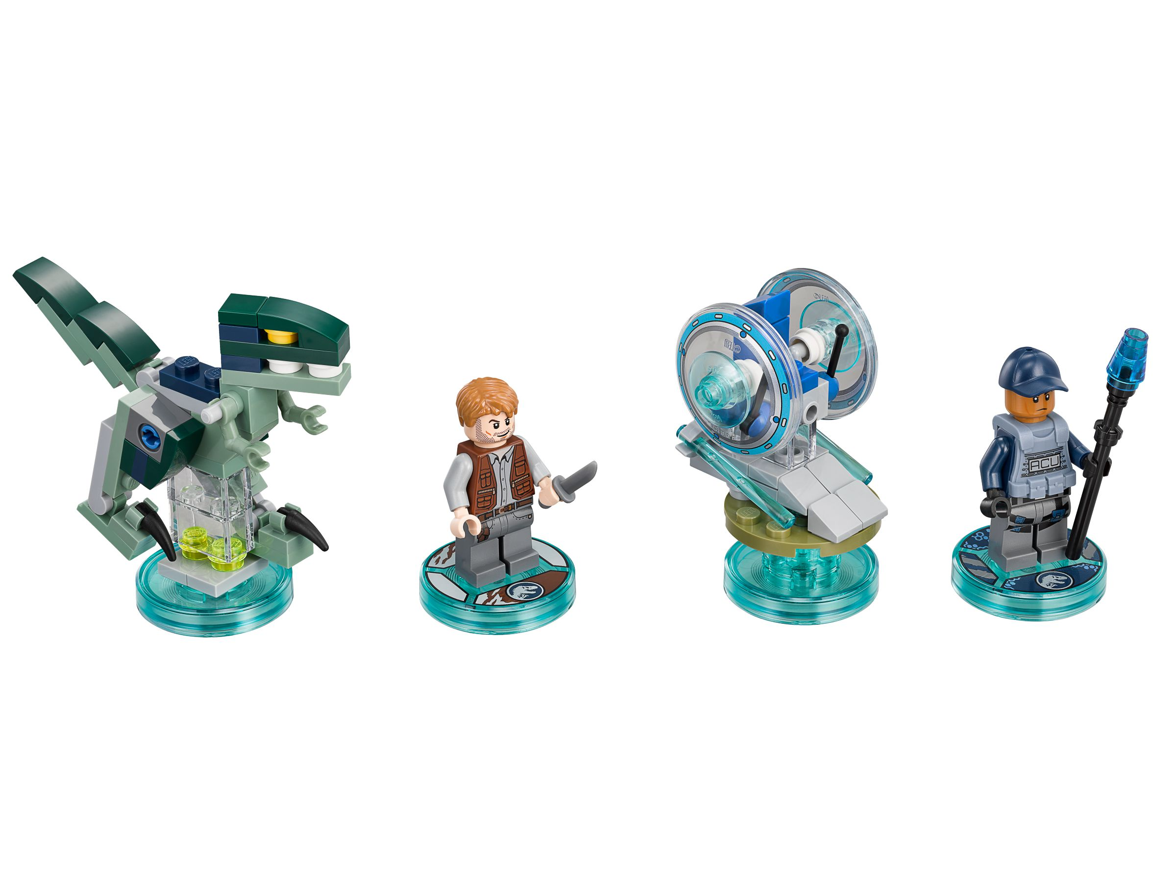 LEGO Dimensions 71205 Team-Pack Jurassic World™ LEGO_71205.jpg