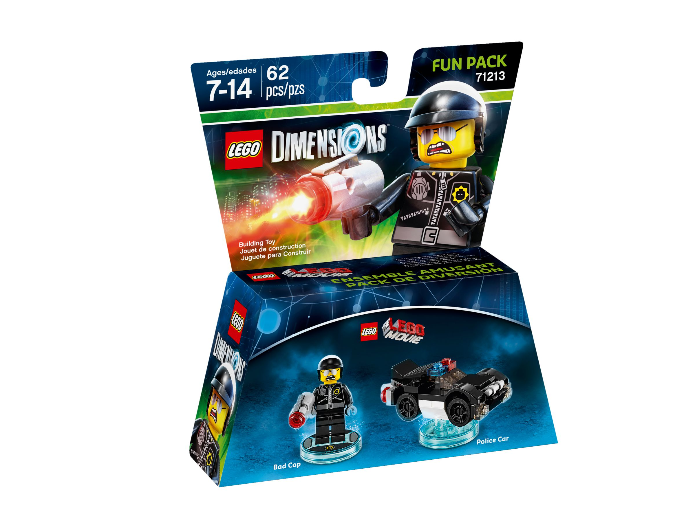 LEGO Dimensions 71213 Fun Pack Bad Cop LEGO_71213_alt1.jpg