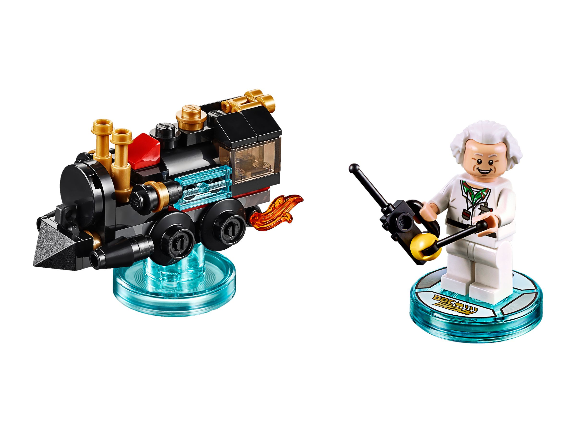 LEGO Dimensions 71230 Fun Pack Doc Brown LEGO_71230.jpg