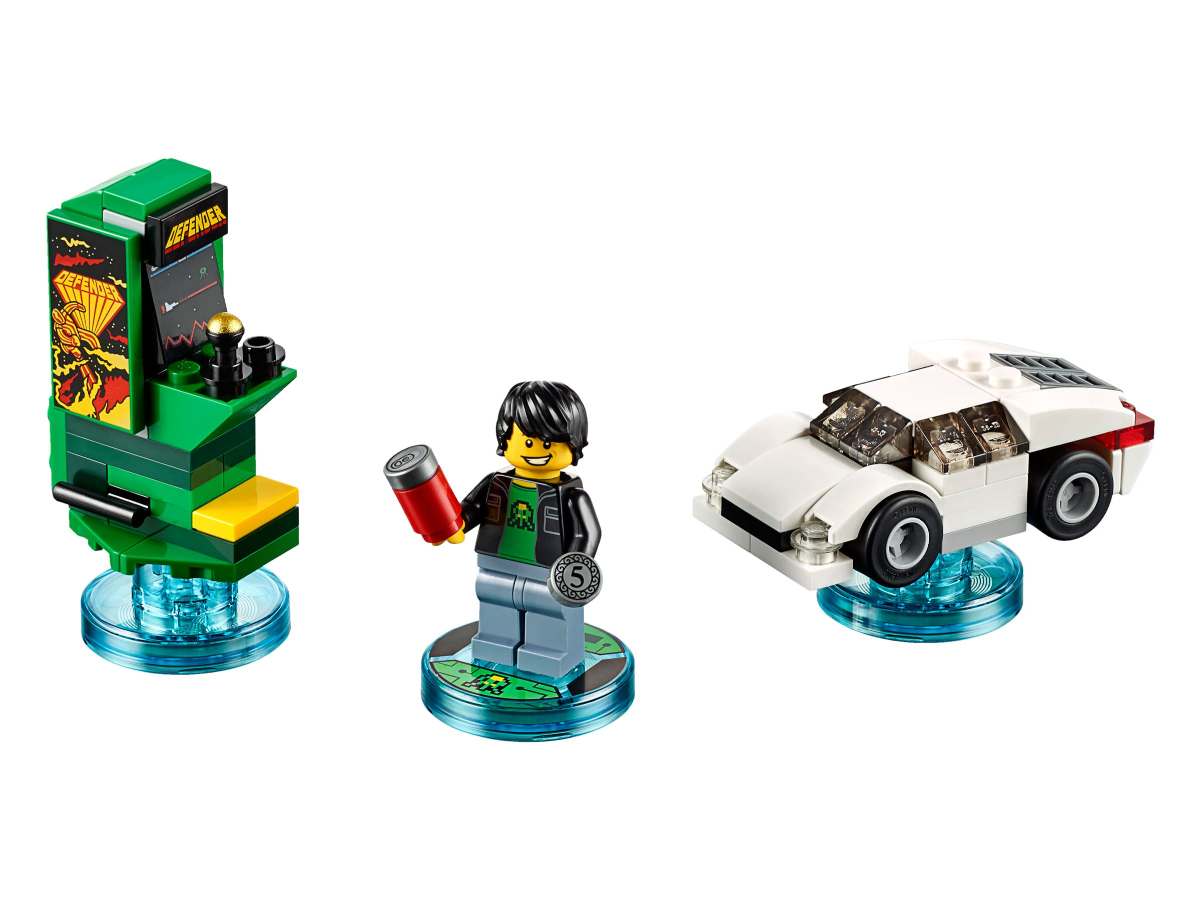 LEGO Dimensions 71235 Level Pack Midway Arcade LEGO_71235.jpg