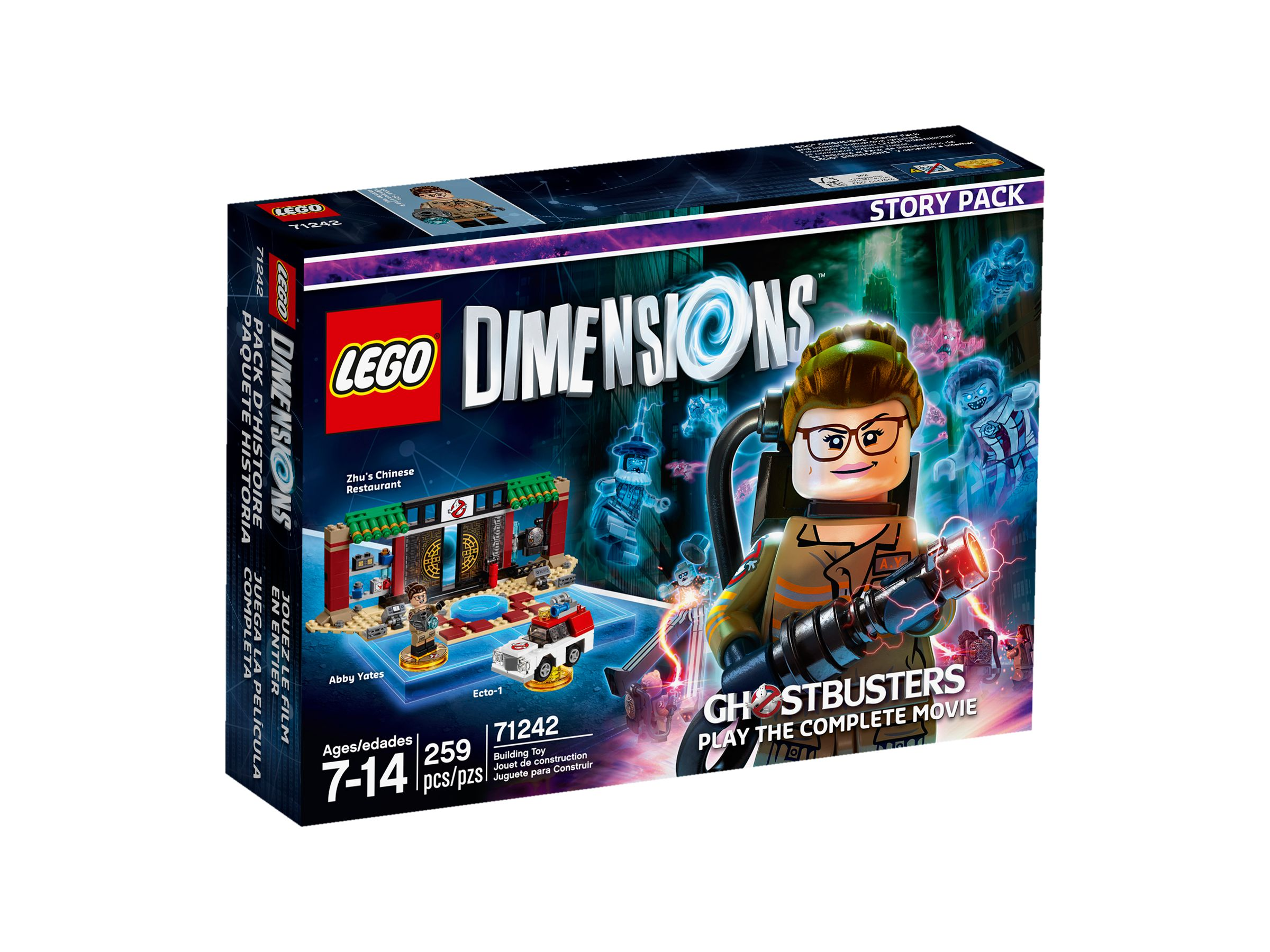 LEGO Dimensions 71242 Story Pack New Ghostbusters LEGO_71242_alt1.jpg