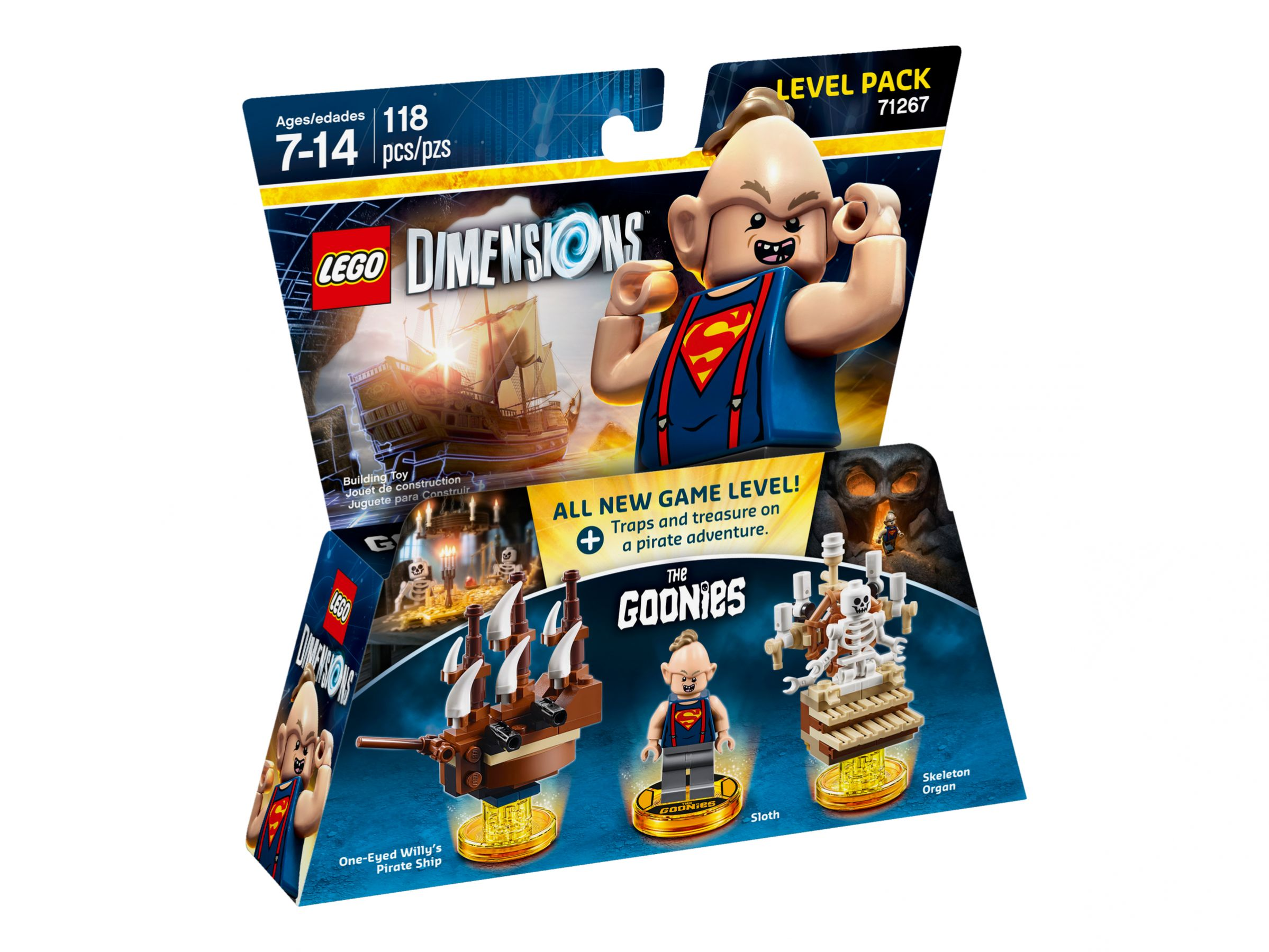 LEGO Dimensions 71267 Goonies™ Level-Paket