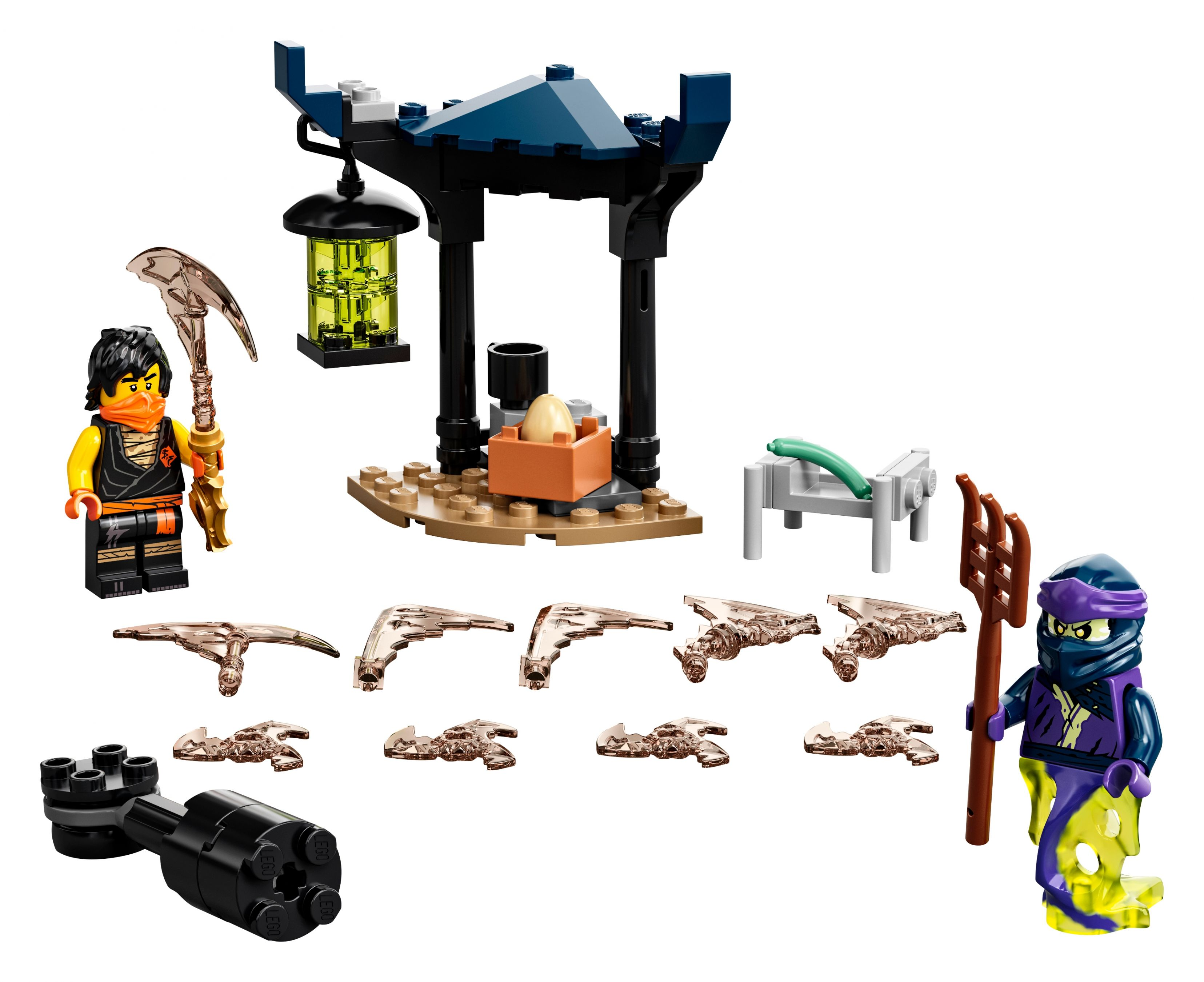 LEGO Ninjago 71733 Battle Set: Cole vs. Geisterkämpfer