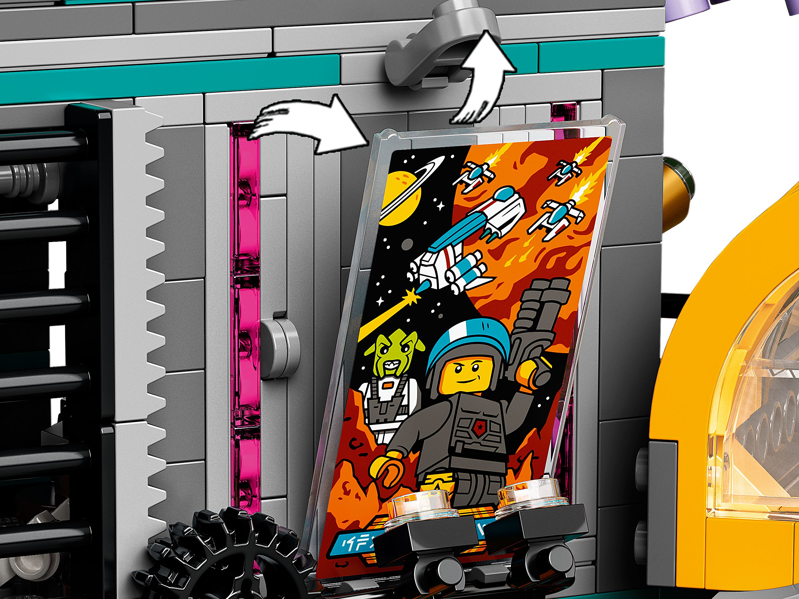 LEGO The LEGO Ninjago Movie 71741 Die Gärten von Ninjago City LEGO_71741_alt9.jpg