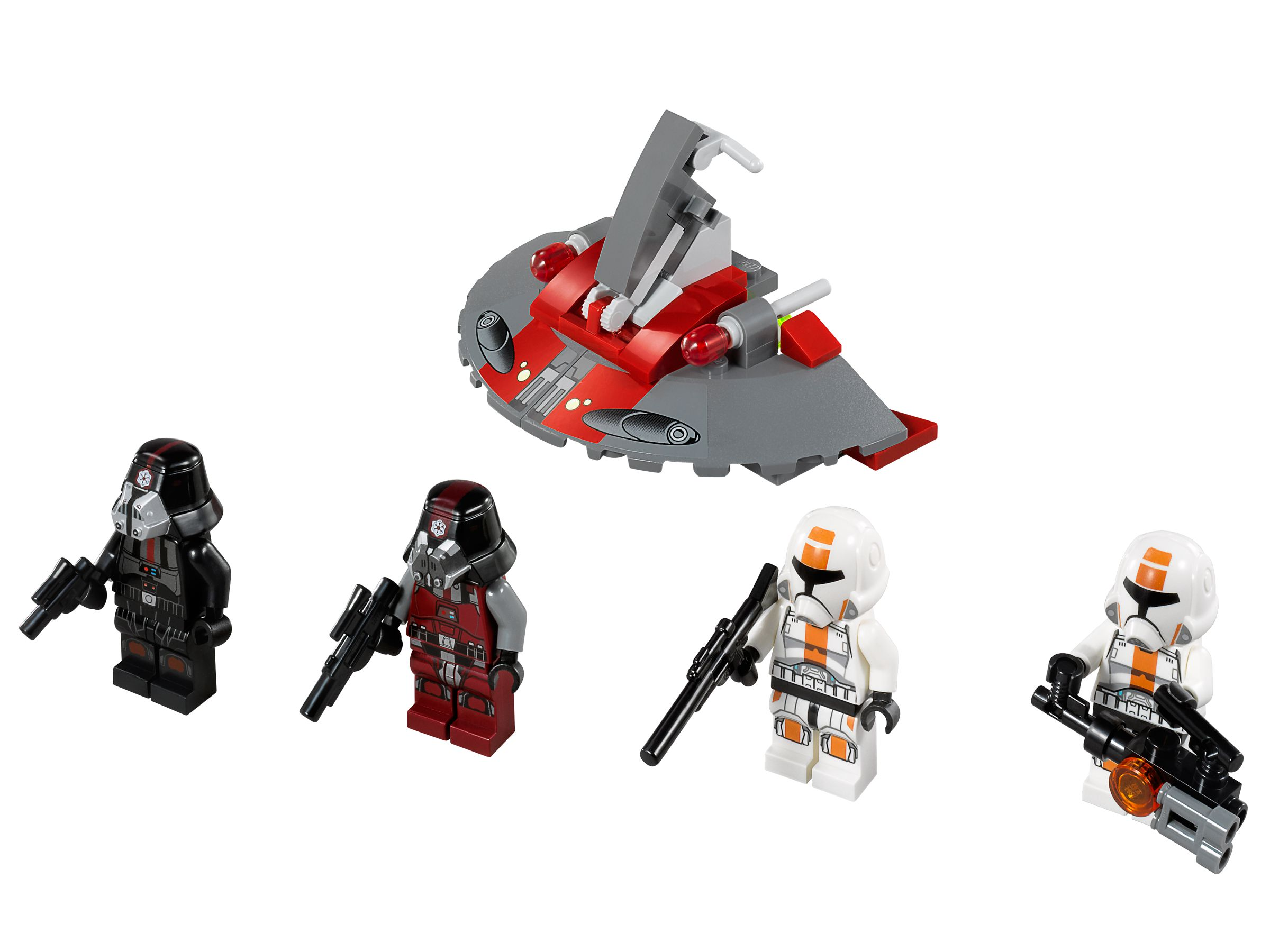 LEGO Star Wars 75001 Republic Troopers™ vs Sith™ Troopers LEGO_75001.jpg