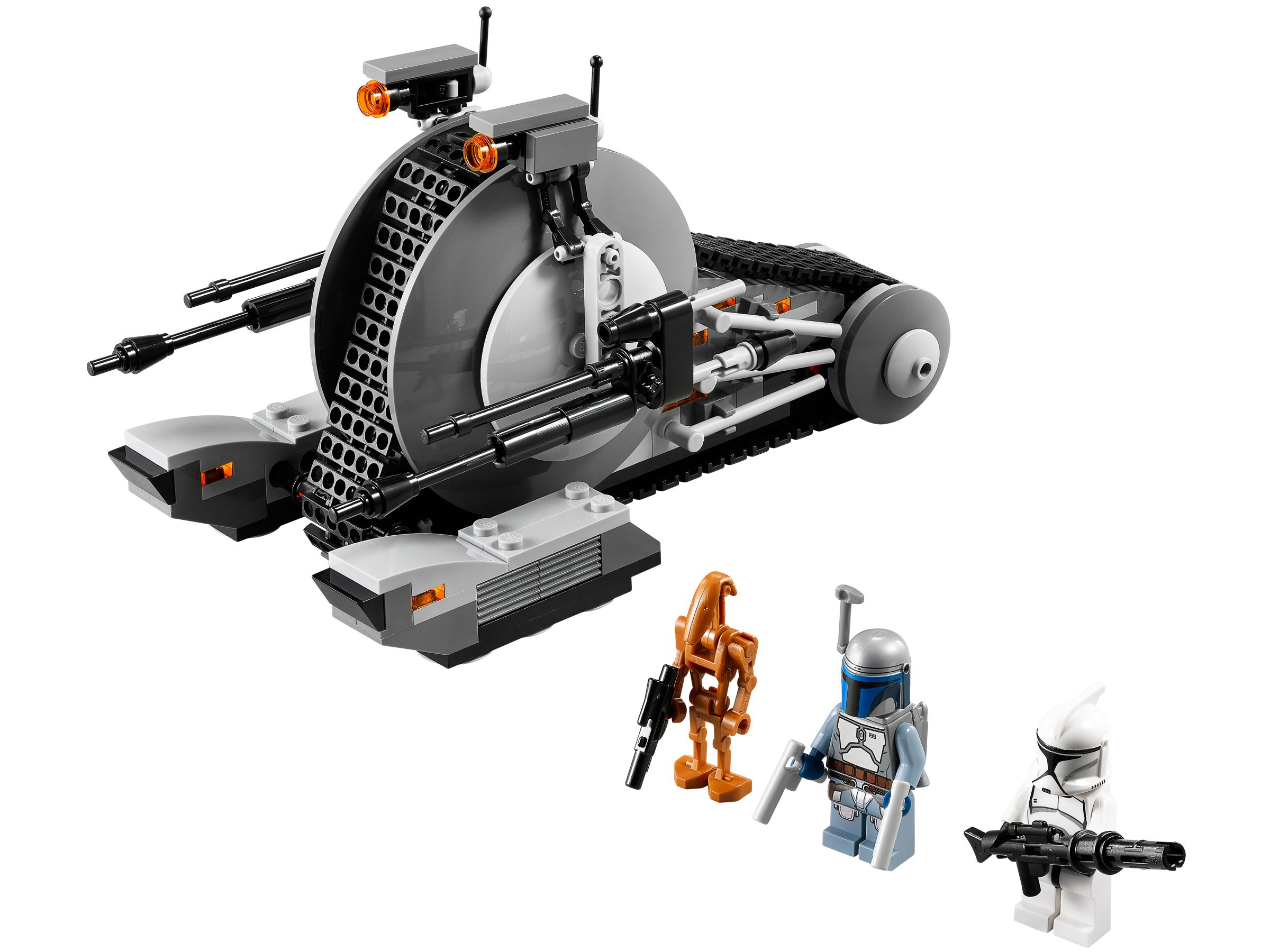 LEGO Star Wars 75015 Corporate Alliance Tank Droid™ LEGO_75015.jpg