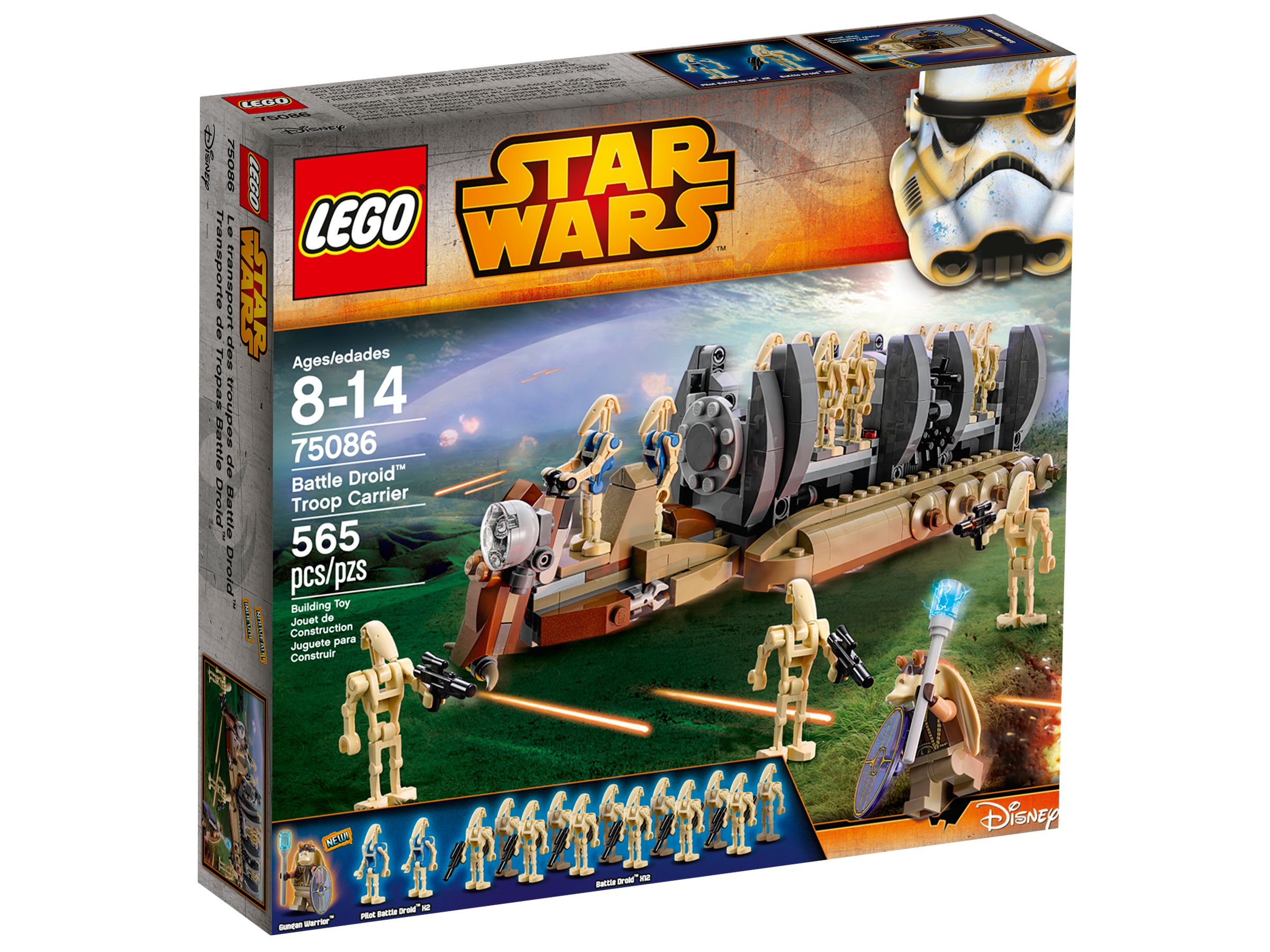 LEGO Star Wars 75086 Battle Droid™ Troop Carrier LEGO_75086_alt1.jpg