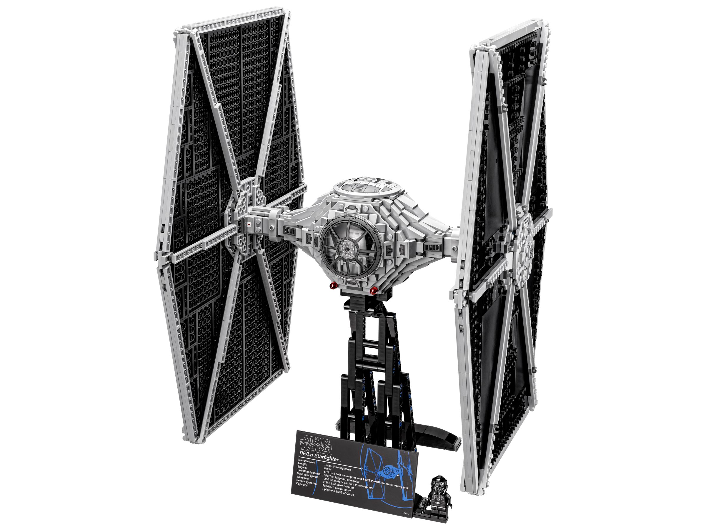 LEGO Star Wars 75095 UCS TIE Fighter™ LEGO_75095.jpg