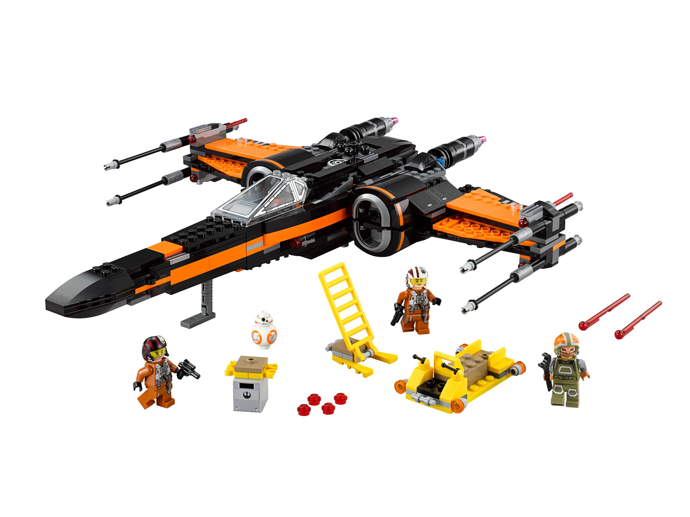 LEGO Star Wars 75102 Poe's X-Wing Fighter™ LEGO_75102.jpg