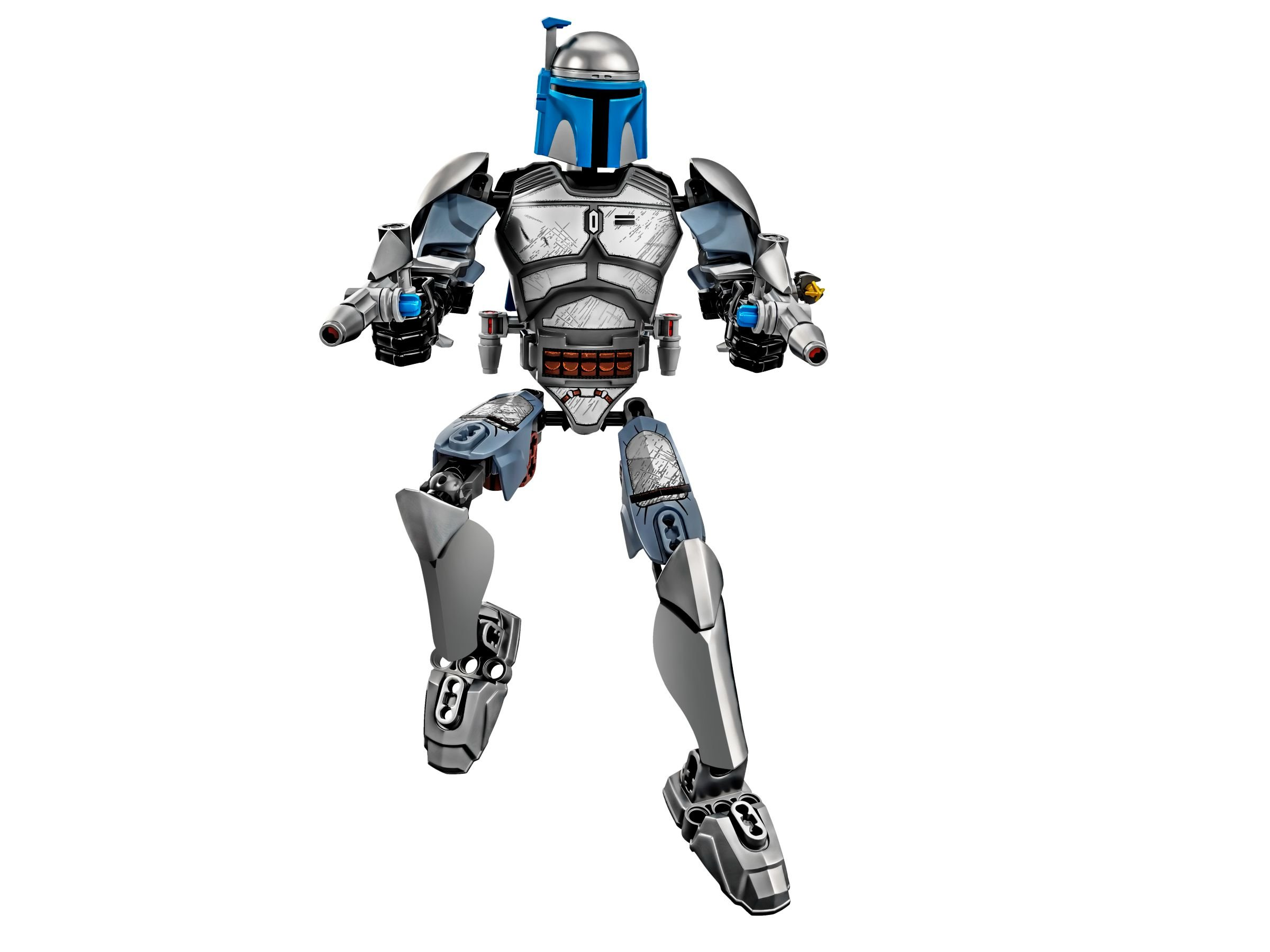 LEGO Star Wars Buildable Figures 75107 Jango Fett™ LEGO_75107.jpg