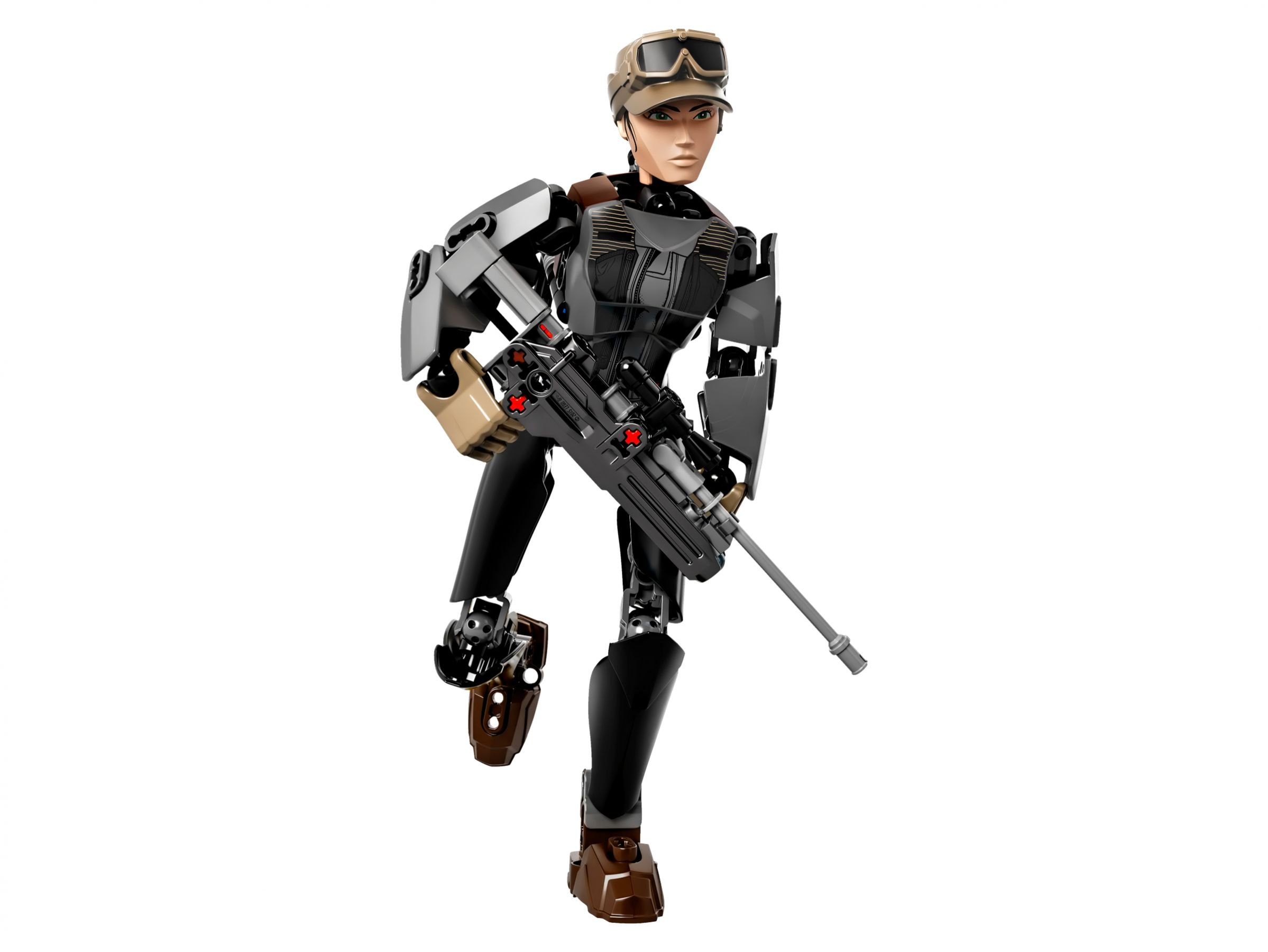 LEGO Star Wars Buildable Figures 75119 Sergeant Jyn Erso™