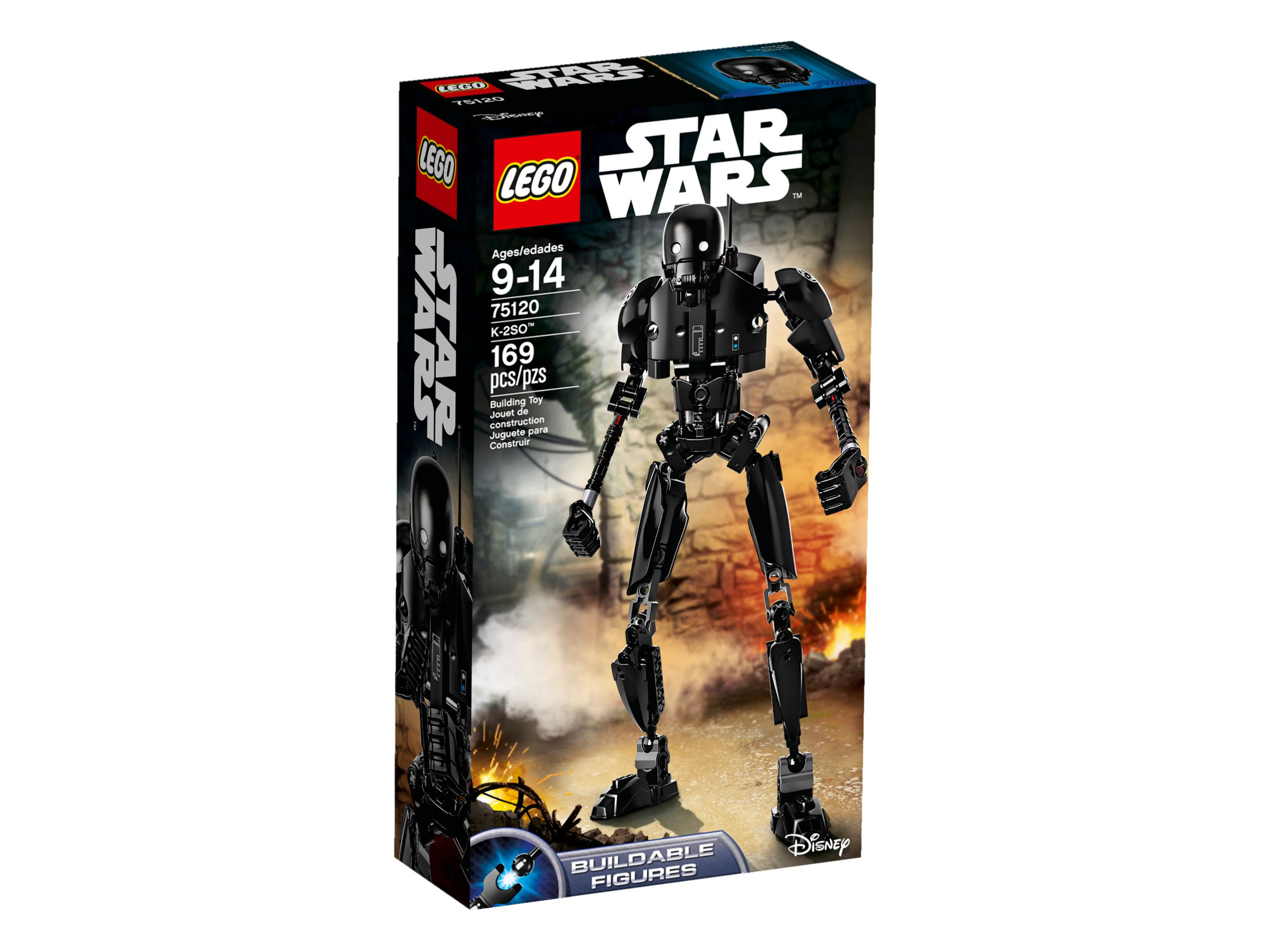 LEGO Star Wars Buildable Figures 75120 K-2SO™ LEGO_75120_alt1.jpg