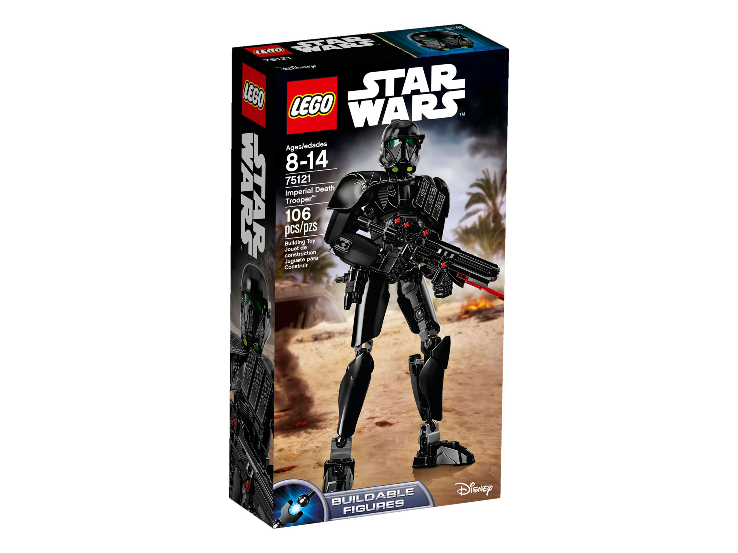 LEGO Star Wars Buildable Figures 75121 Imperial Death Trooper™ LEGO_75121_alt1.jpg