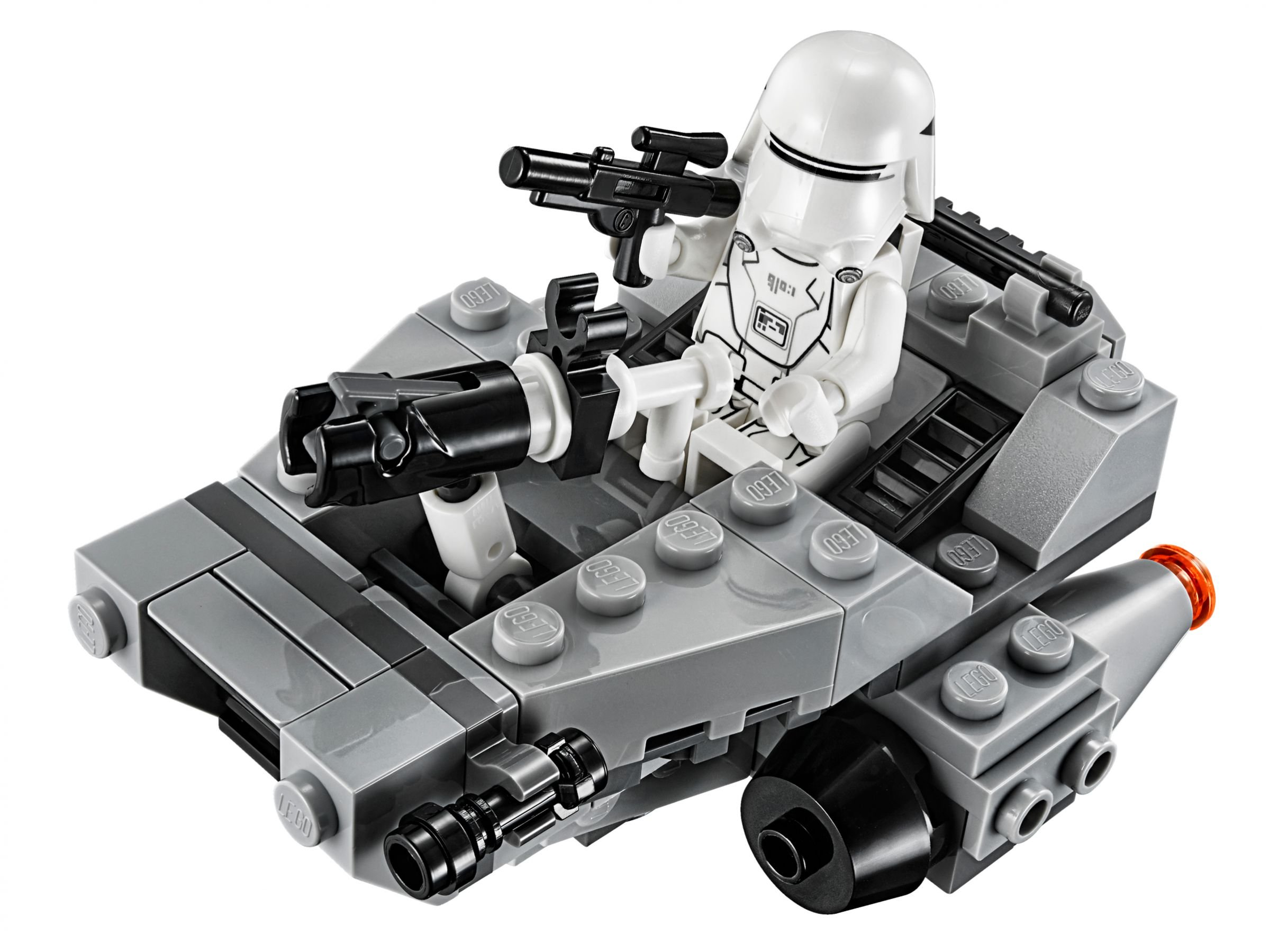 lego 75126 first order snowspeeder star wars 2016 first order snowspeeder brickmerge. Black Bedroom Furniture Sets. Home Design Ideas