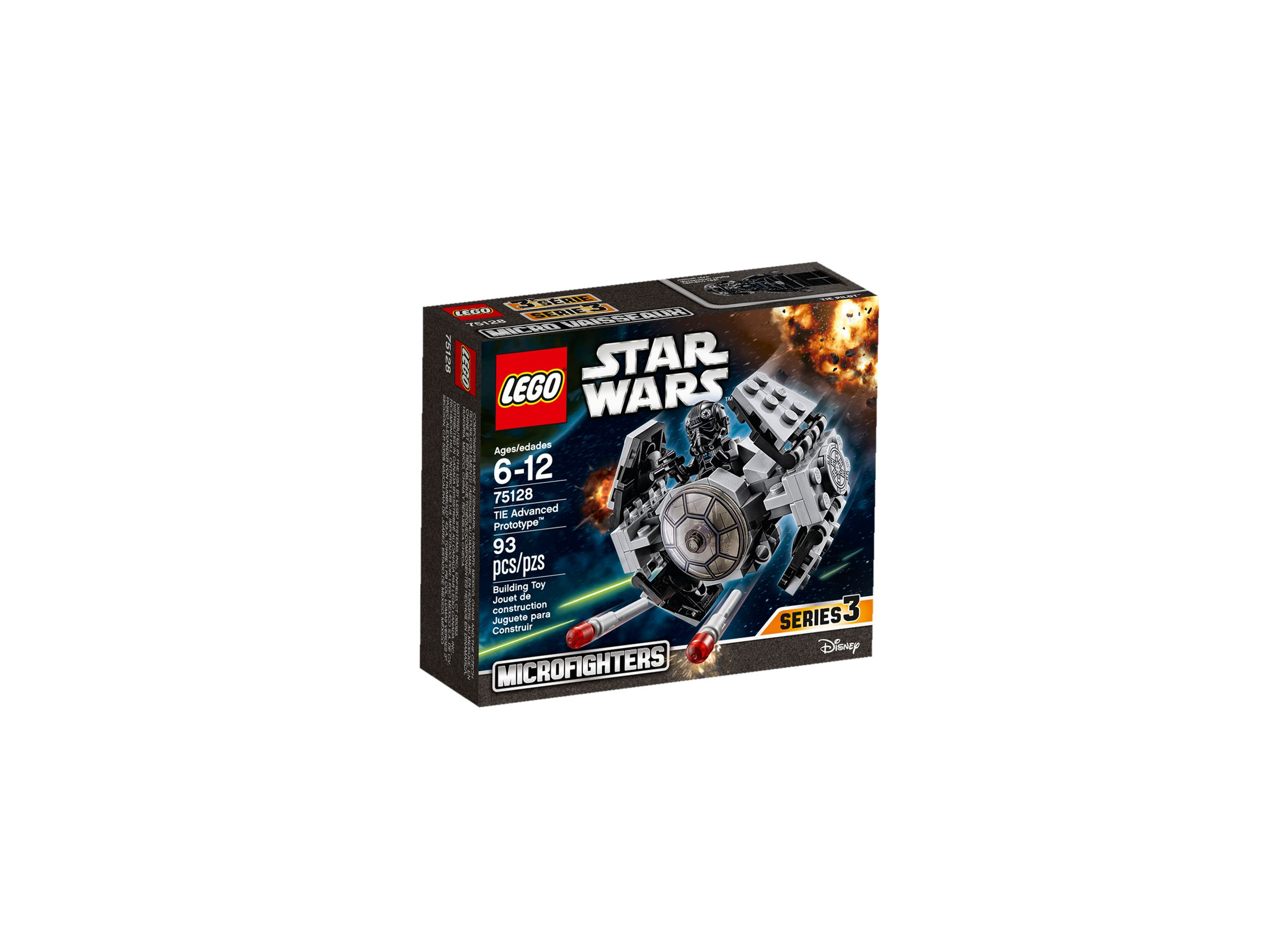 LEGO Star Wars 75128 TIE Advanced Prototype™ LEGO_75128_alt1.jpg