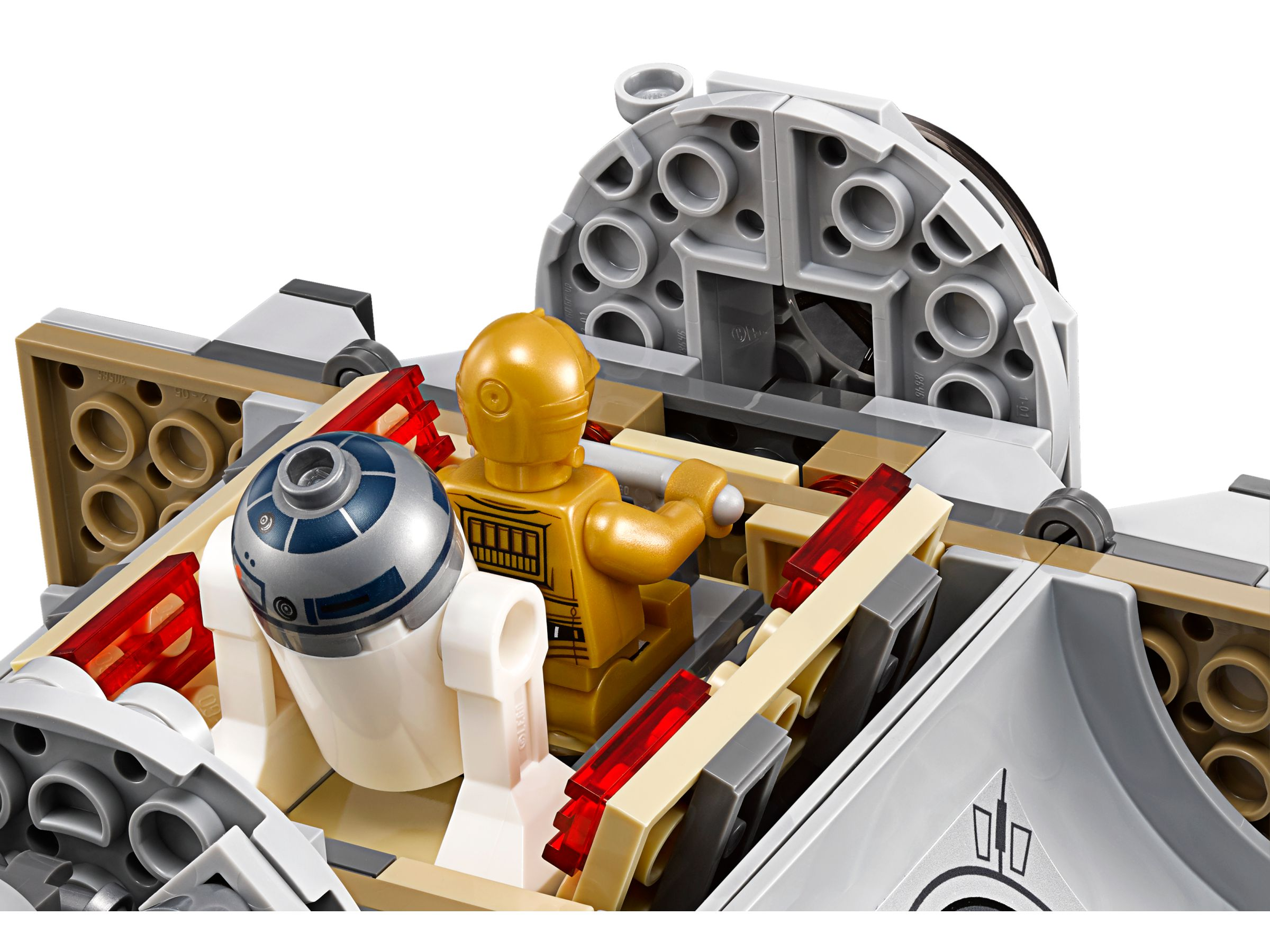 lego 75136 droid escape pod star wars 2016 ab 26 90 droid escape pod brickmerge. Black Bedroom Furniture Sets. Home Design Ideas