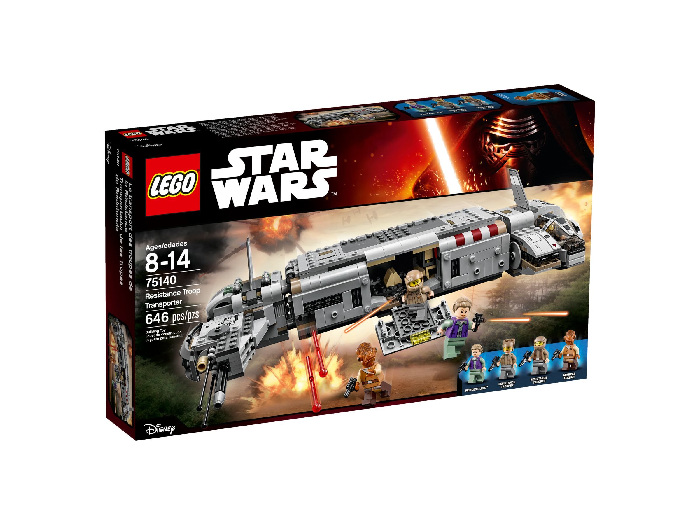 LEGO Star Wars 75140 Resistance Troop Transporter LEGO_75140_alt1.jpg