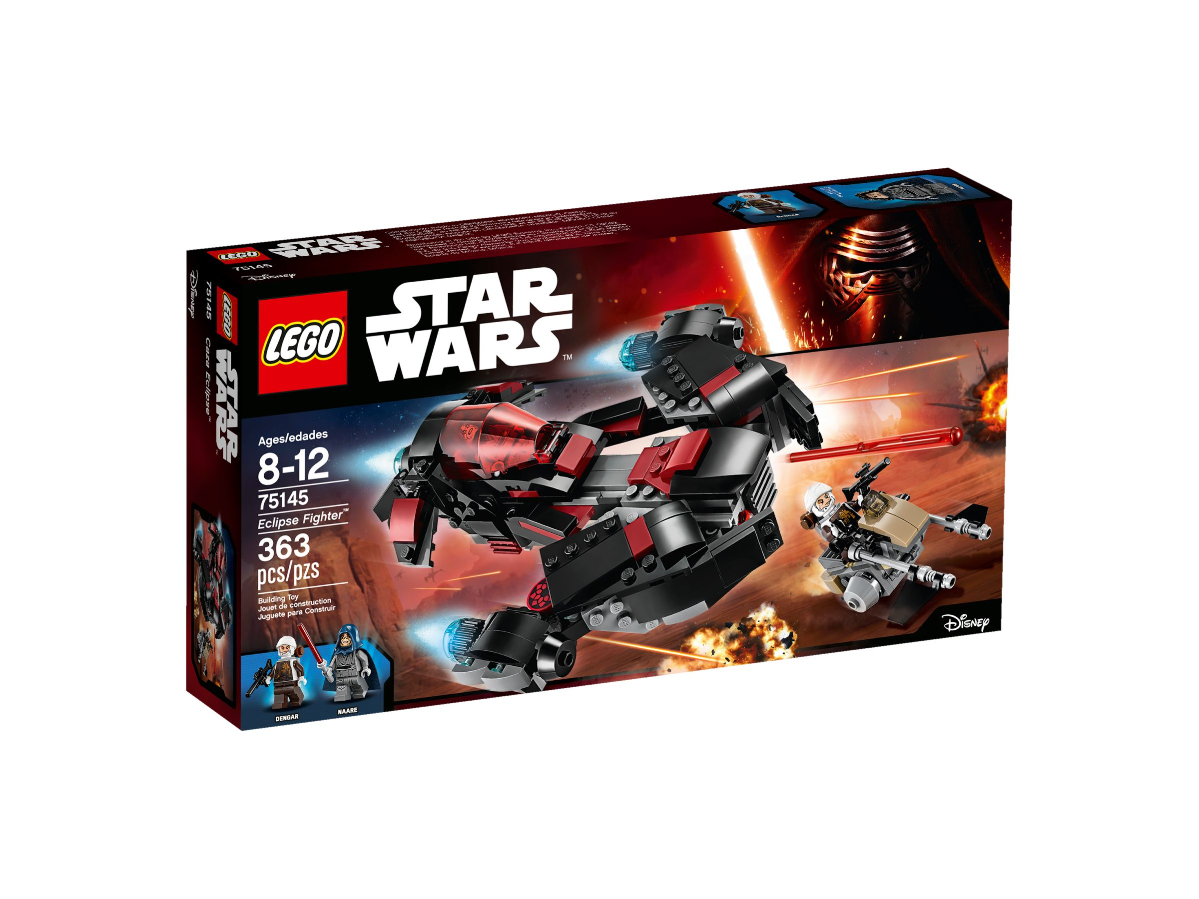 LEGO Star Wars 75145 Eclipse Fighter™ LEGO_75145_alt1.jpg