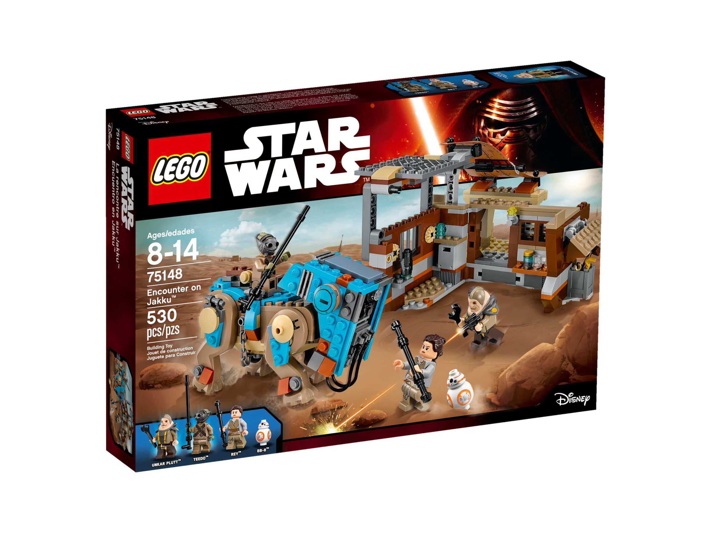LEGO Star Wars 75148 Encounter on Jakku™ LEGO_75148_alt1.jpg