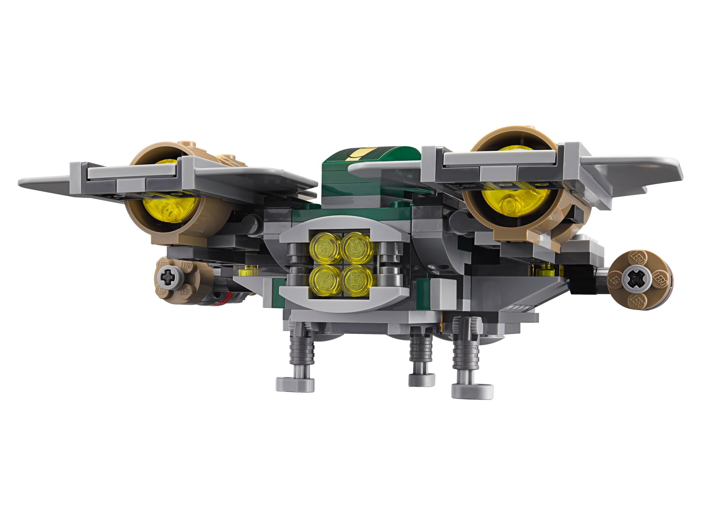 LEGO Star Wars 75150 Vader's TIE Advanced vs. A-Wing Starfighter LEGO_75150_alt7.jpg