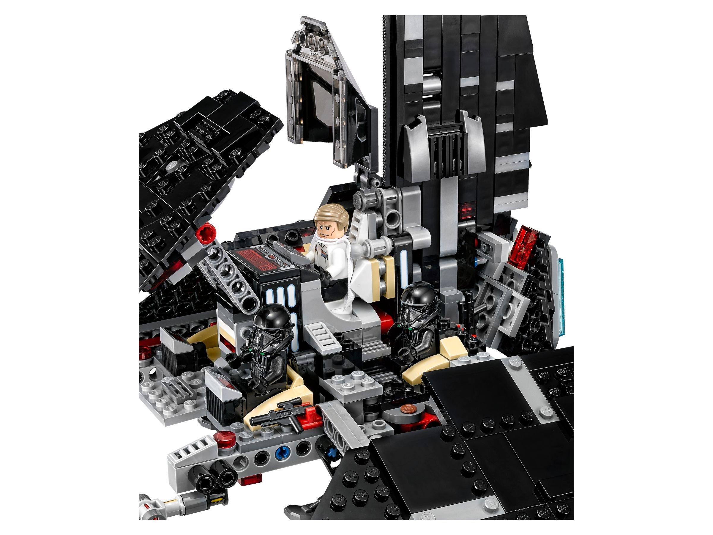 lego 75156 krennics imperial shuttle star wars 2016 ab 89 95 krennic s imperial shuttle. Black Bedroom Furniture Sets. Home Design Ideas
