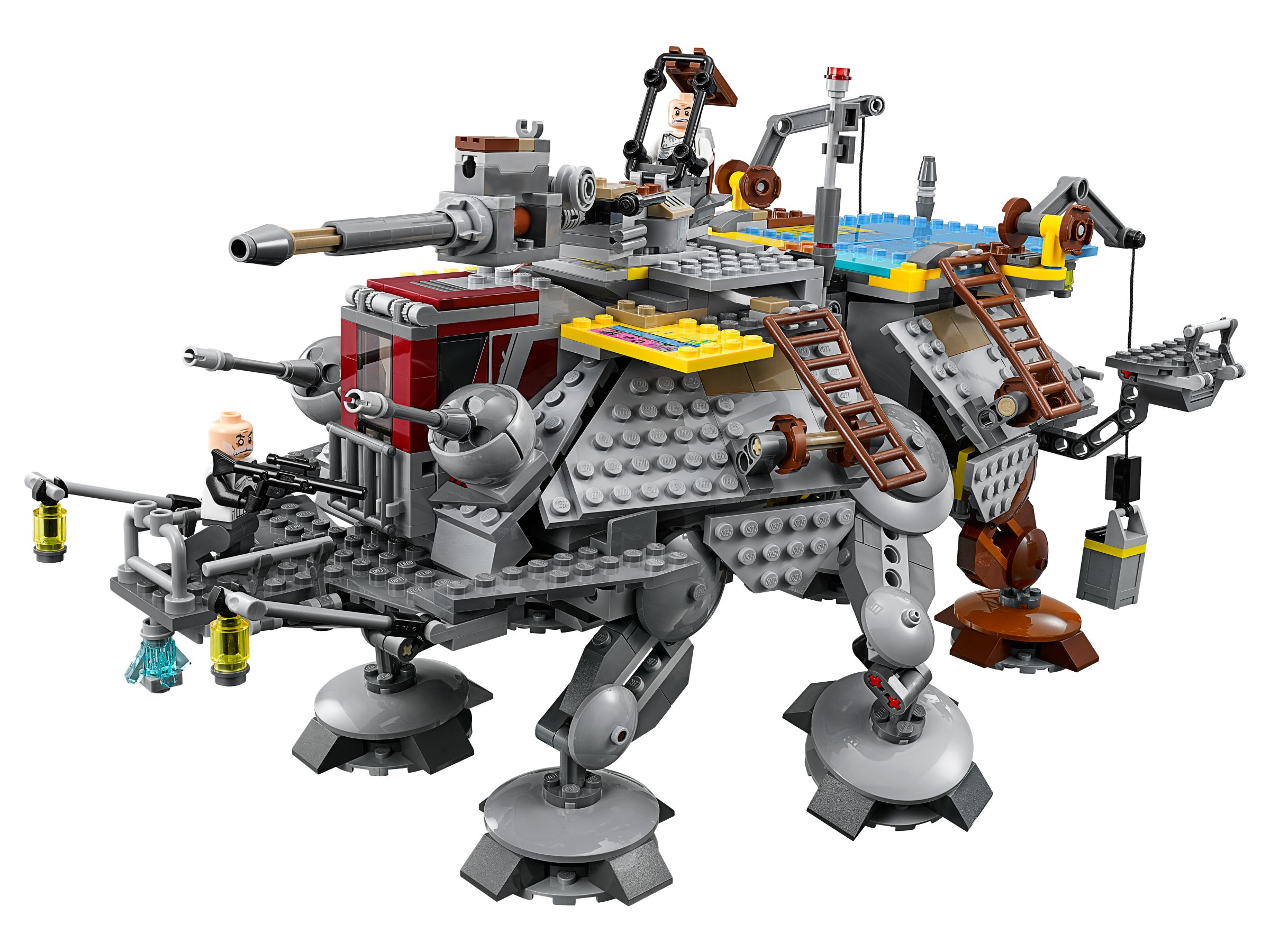LEGO Star Wars 75157 Captain Rex's AT-TE™ LEGO_75157_alt2.jpg