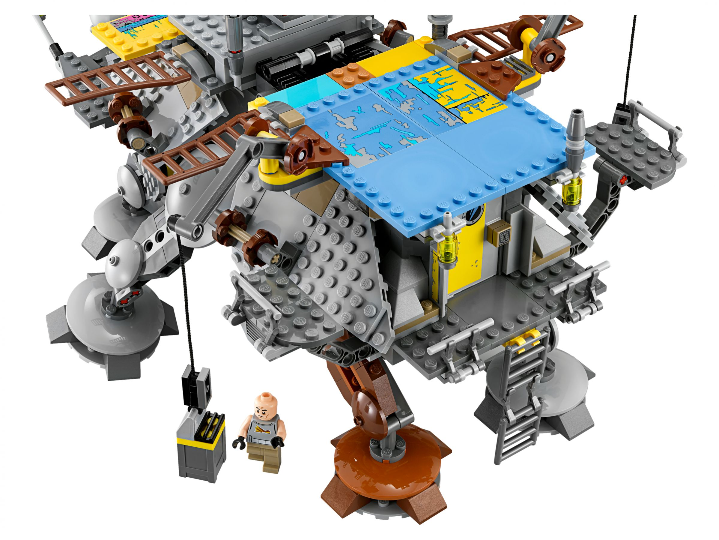 LEGO Star Wars 75157 Captain Rex's AT-TE™ LEGO_75157_alt6.jpg
