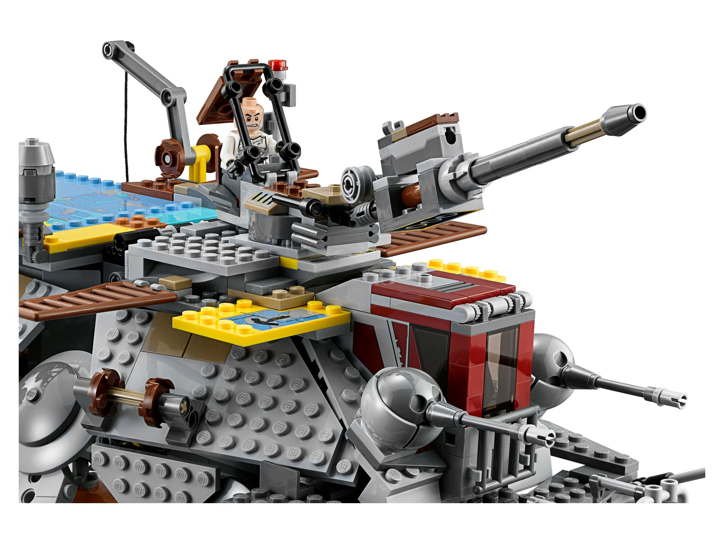 LEGO Star Wars 75157 Captain Rex's AT-TE™ LEGO_75157_alt9.jpg