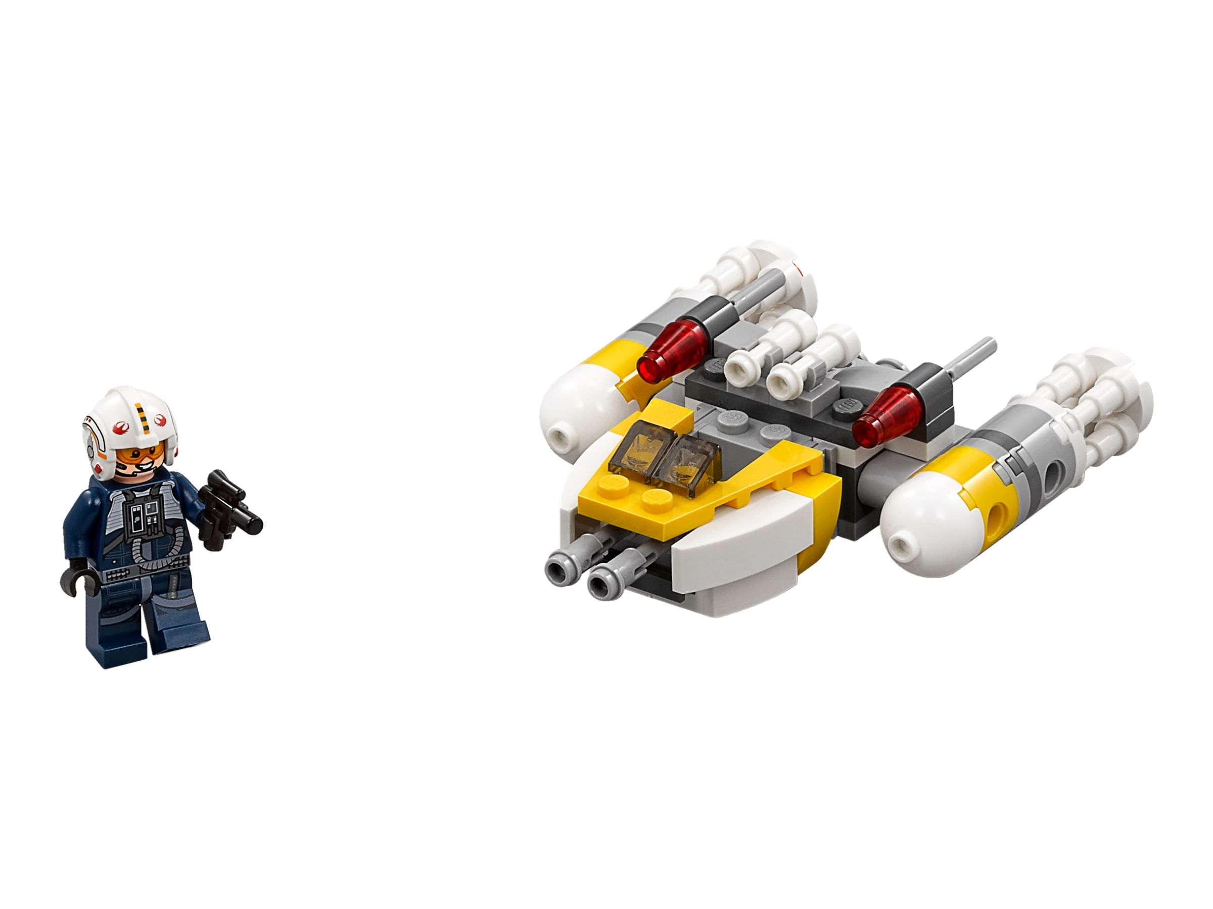 LEGO Star Wars 75162 Y-Wing™ Microfighter