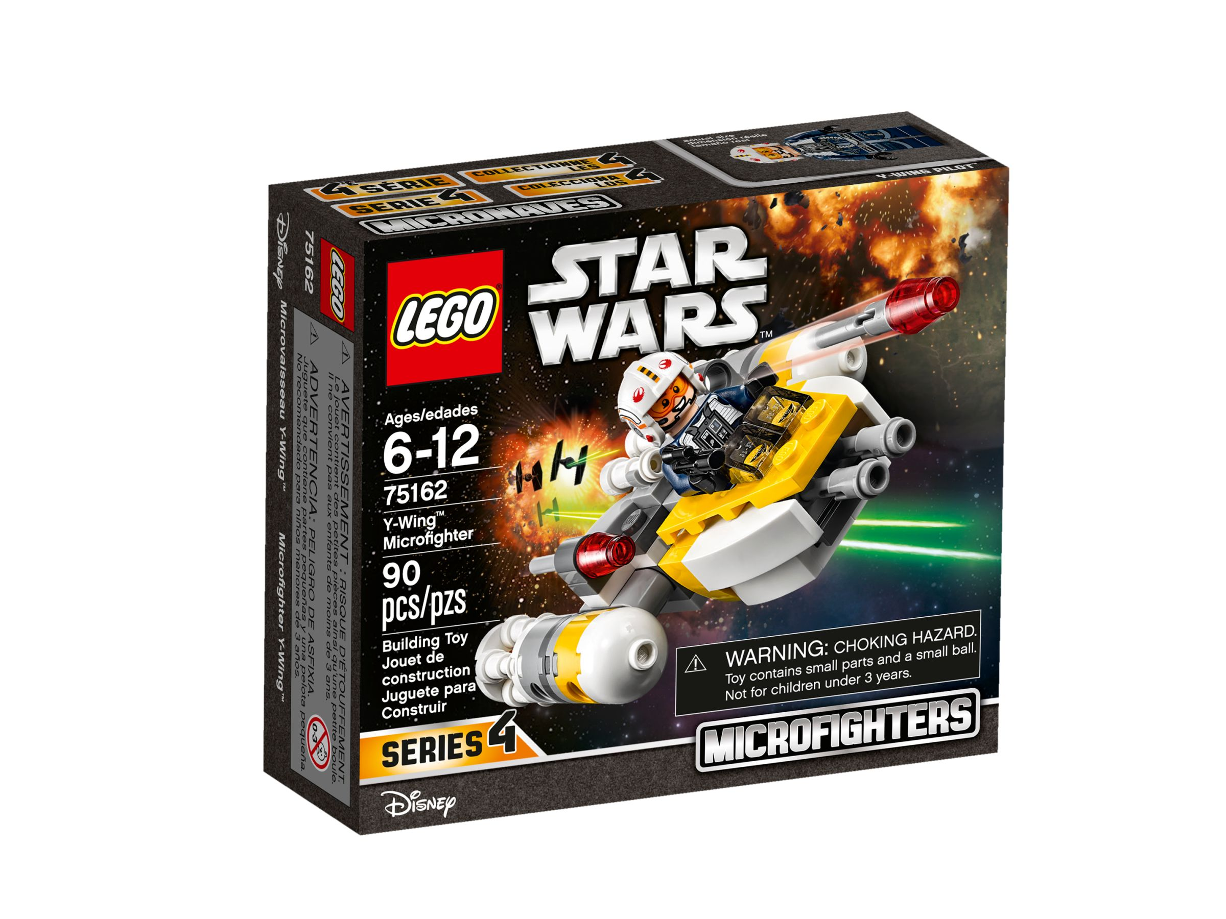LEGO Star Wars 75162 Y-Wing™ Microfighter LEGO_75162_alt1.jpg