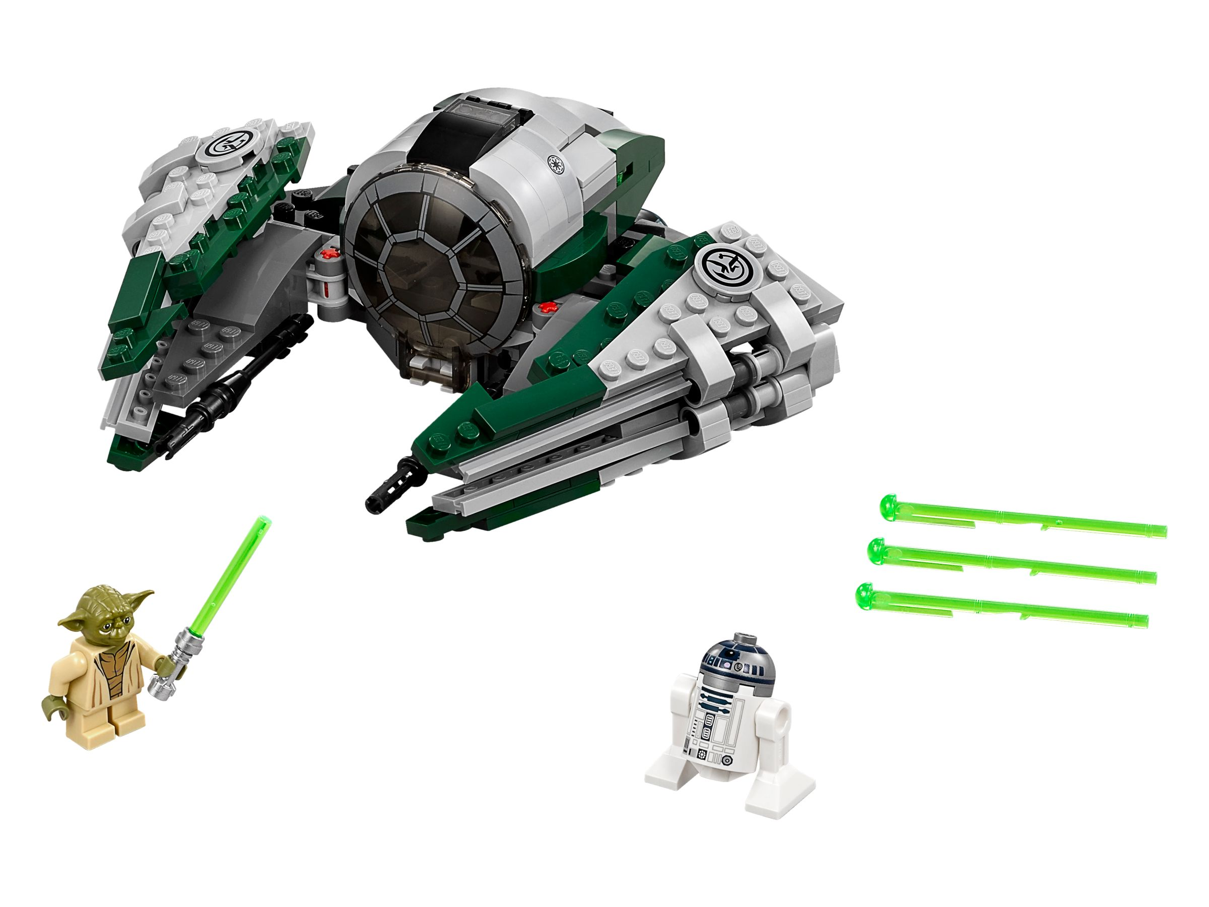 LEGO Star Wars 75168 Yoda's Jedi Starfighter™