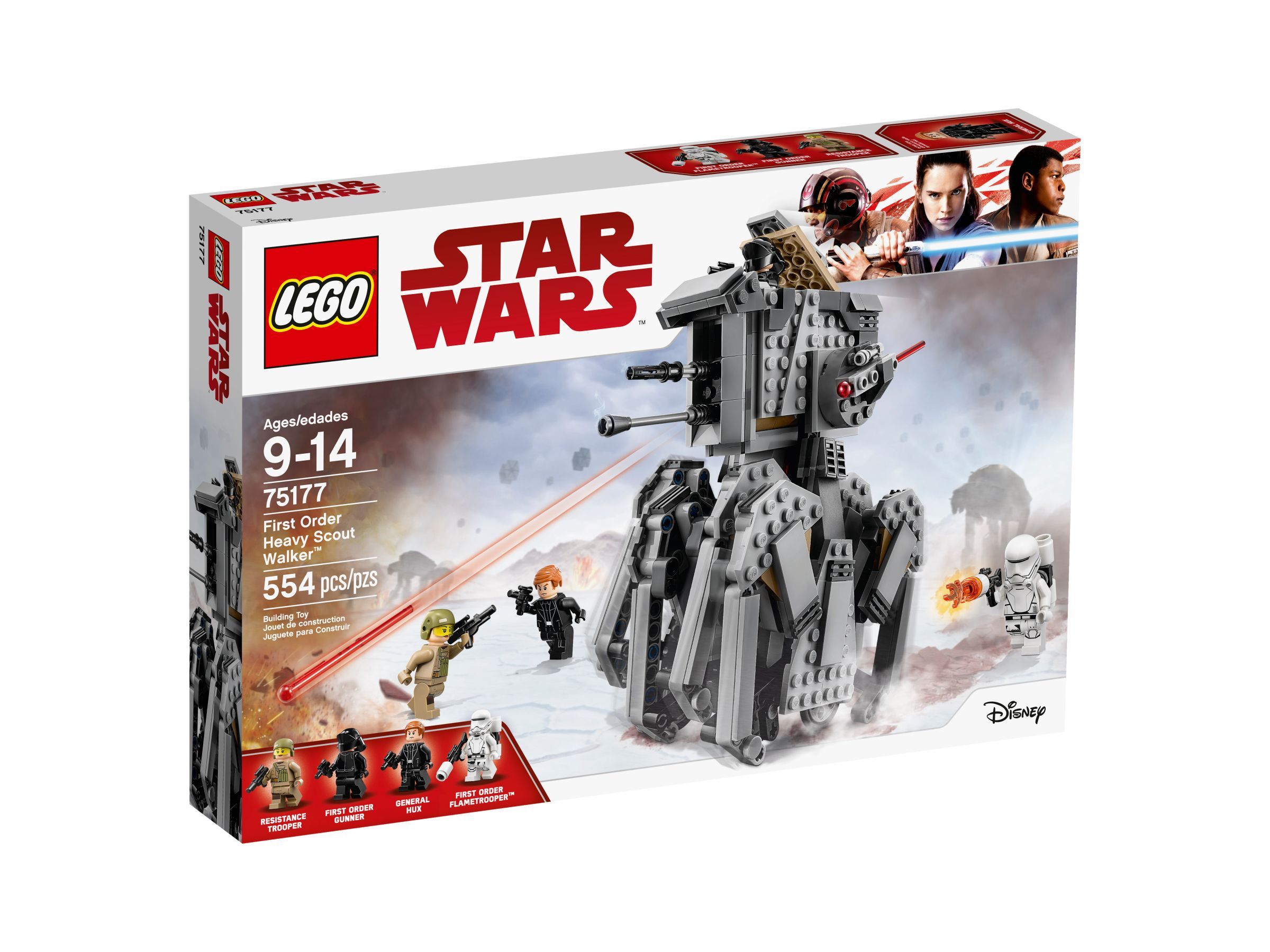 LEGO Star Wars 75177 First Order Heavy Scout Walker™ LEGO_75177_alt1.jpg