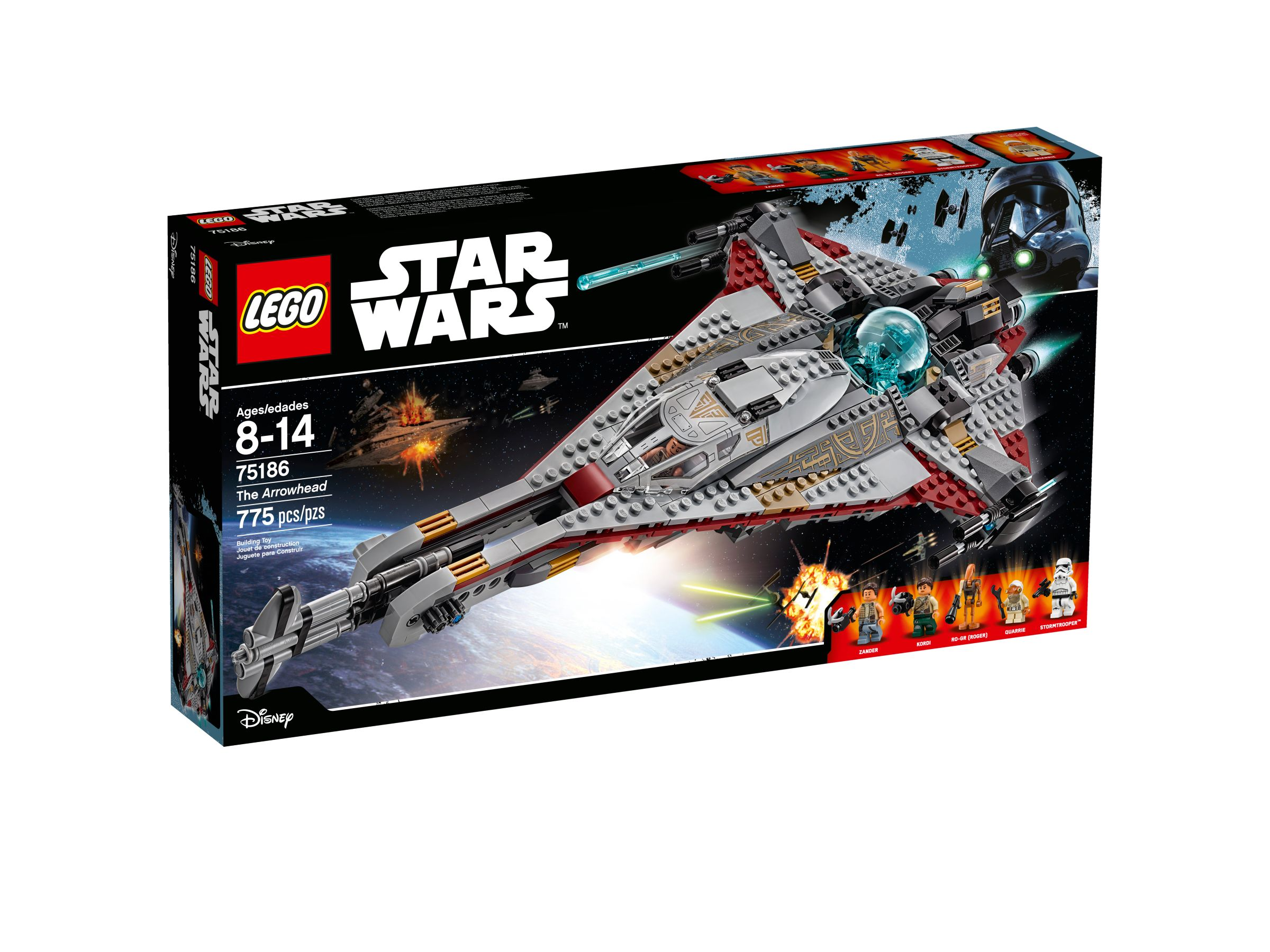 LEGO Star Wars 75186 The Arrowhead LEGO_75186_alt1.jpg