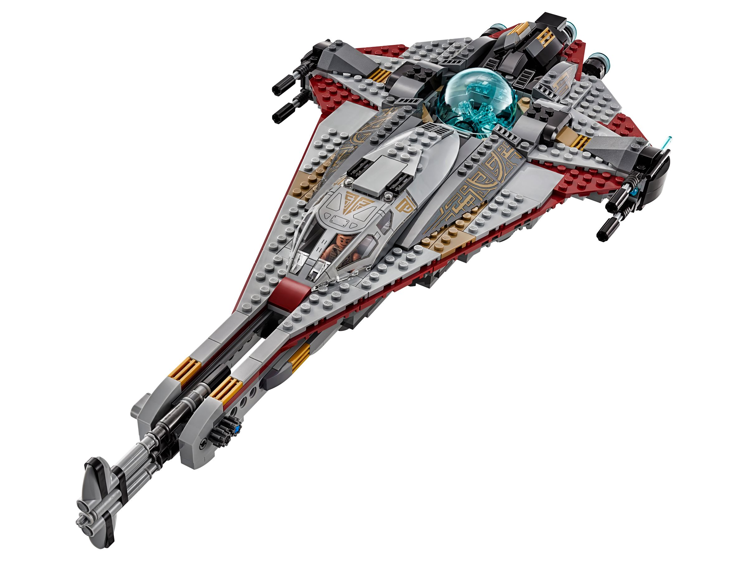 LEGO Star Wars 75186 The Arrowhead LEGO_75186_alt2.jpg