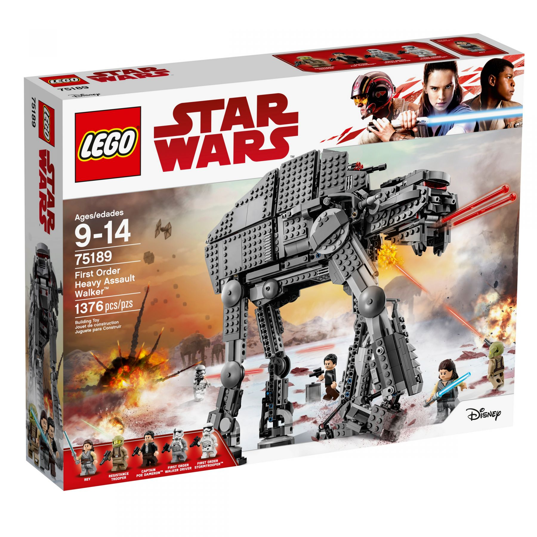 LEGO Star Wars 75189 First Order Heavy Assault Walker™ LEGO_75189_alt1.jpg
