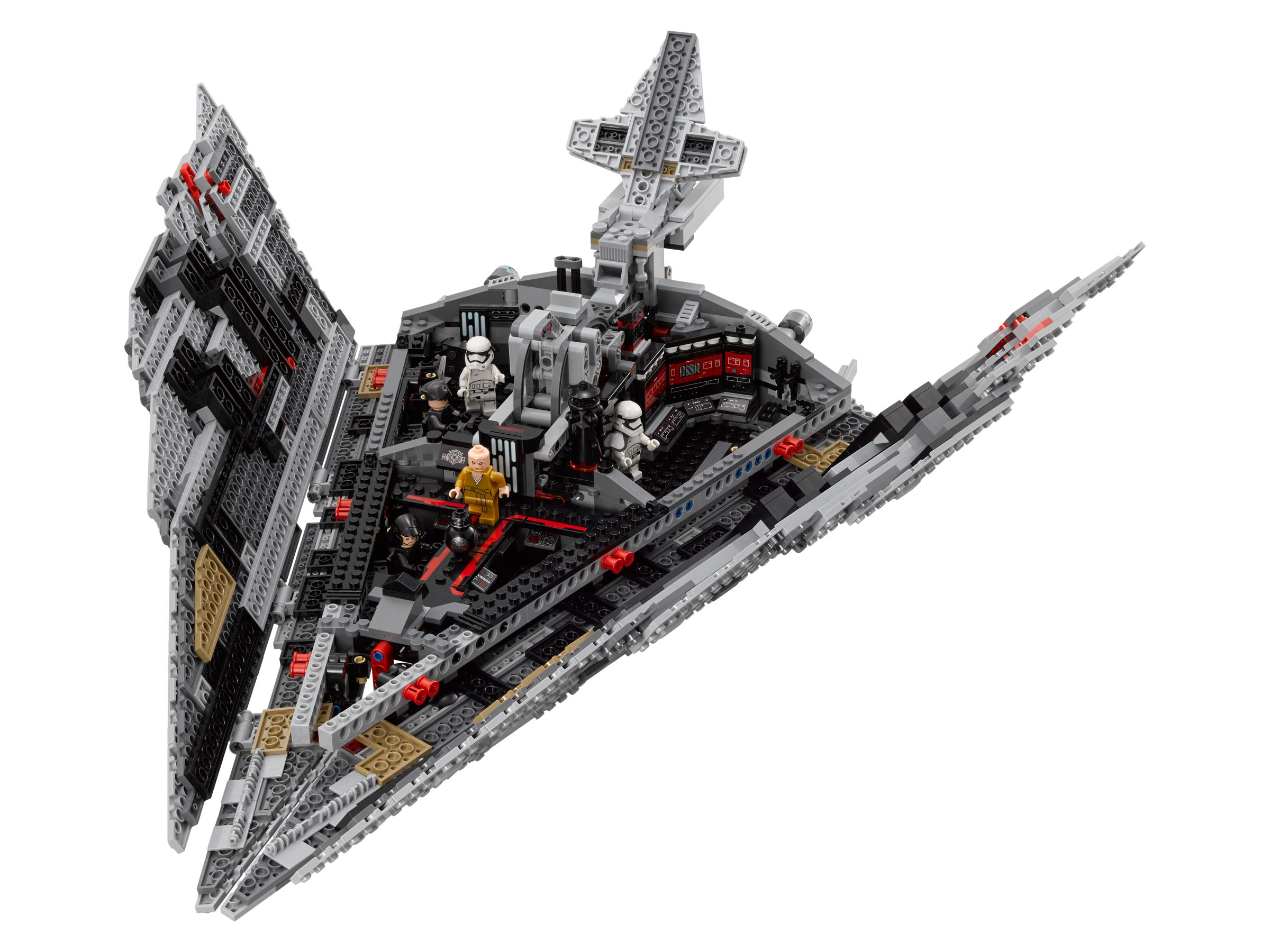 LEGO Star Wars 75190 First Order Star Destroyer™ LEGO_75190_alt4.jpg