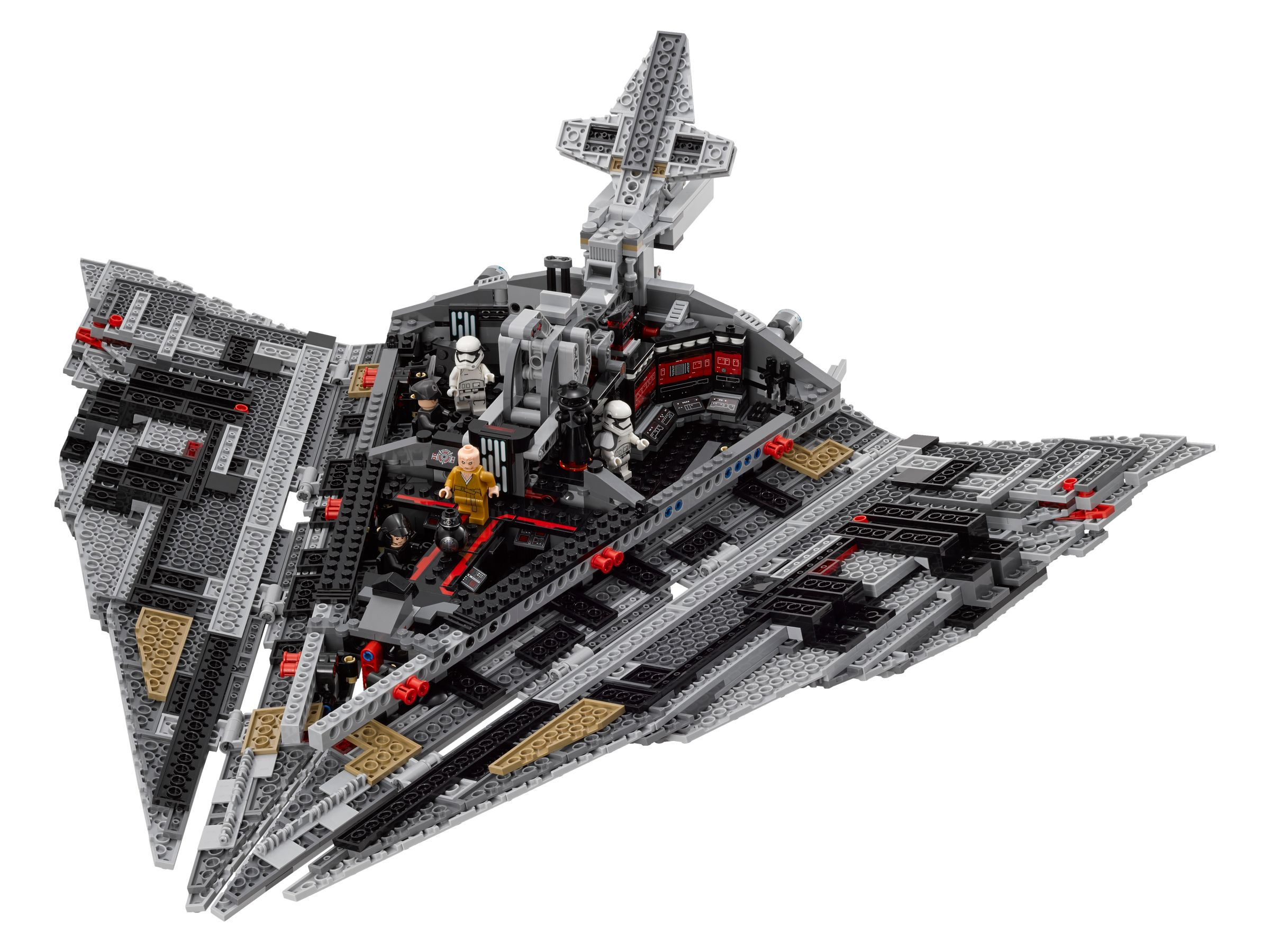 LEGO Star Wars 75190 First Order Star Destroyer™ LEGO_75190_alt5.jpg