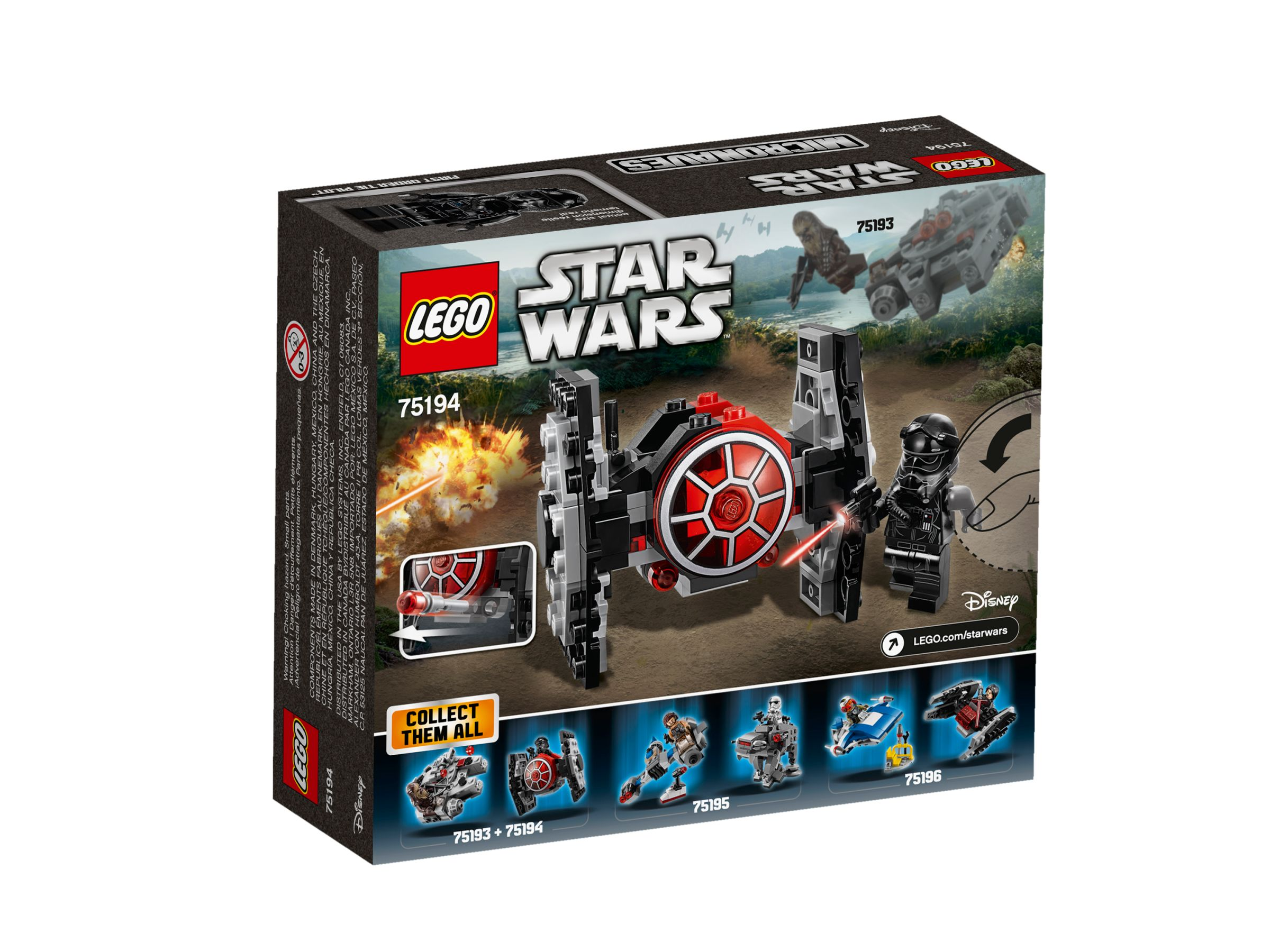 LEGO Star Wars 75194 First Order TIE Fighter Microfighter LEGO_75194_alt2.jpg